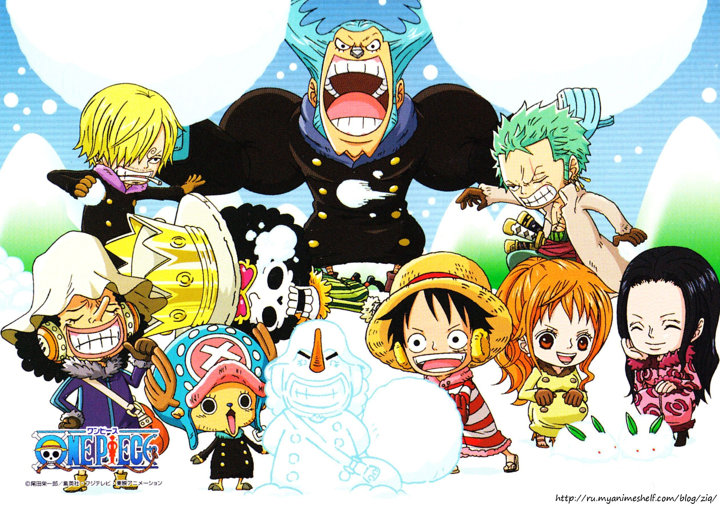 2516x1766 Anime - One Piece Franky (One Piece) Zoro Roronoa Sanji (One Piece)