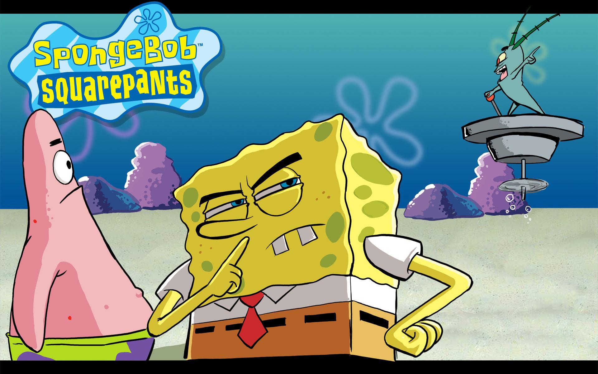 Gangster Spongebob Wallpapers (56+ images)