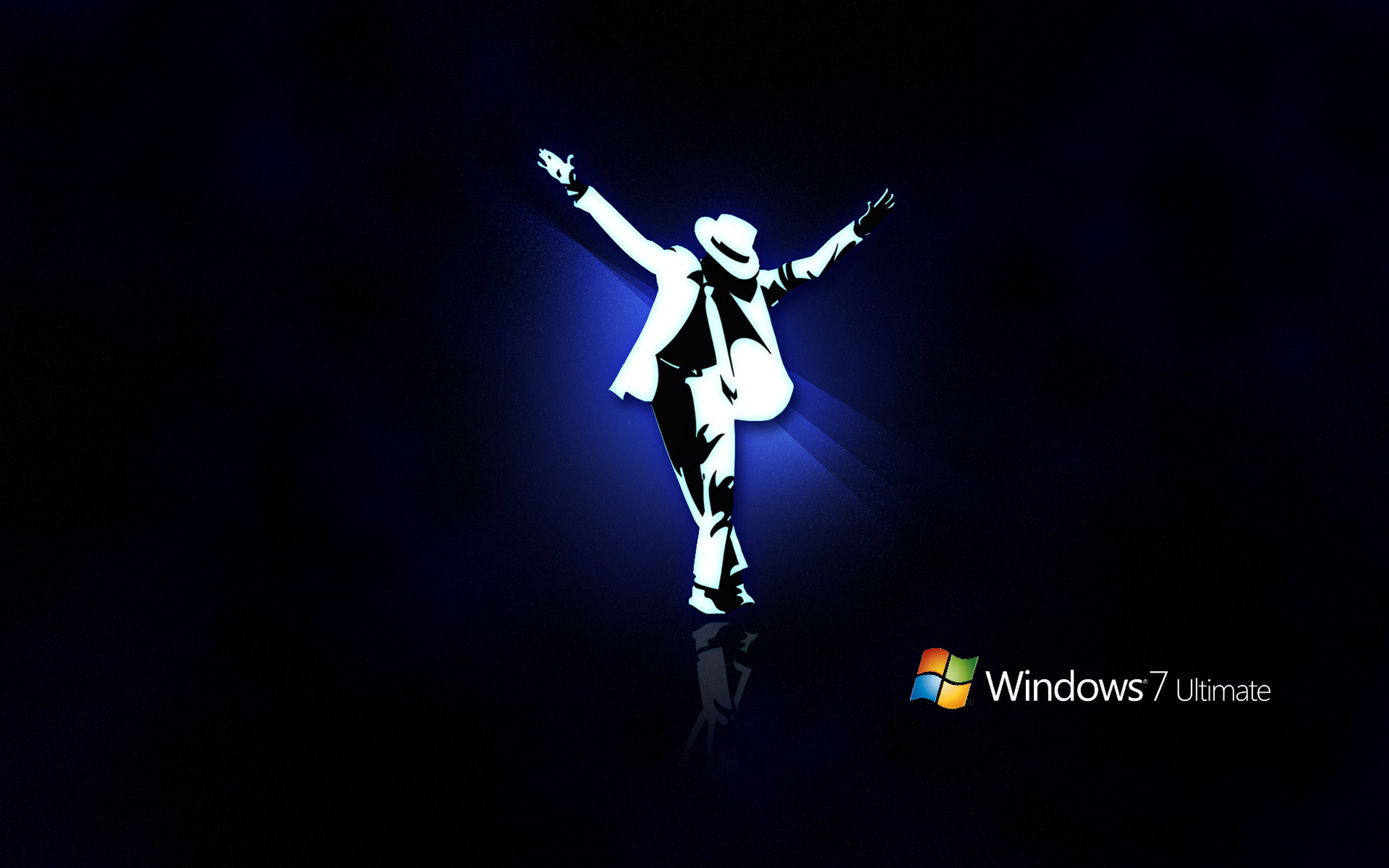 2560x1600 Free Michael Jackson Windows 7 Ultimate, computer desktop wallpapers,  pictures, images