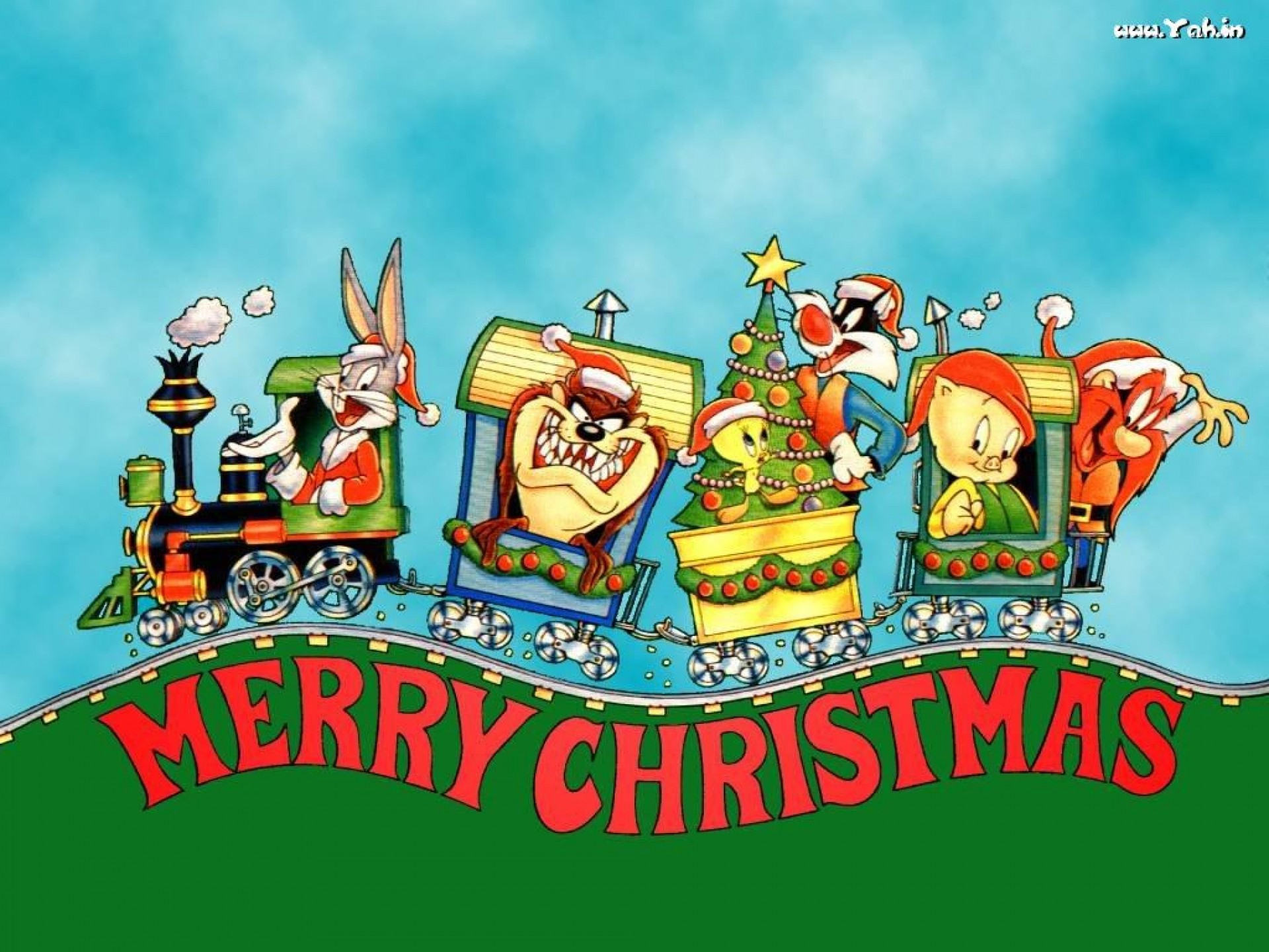 1920x1440 Looney tunes christmas hm wallpaper |  | 184435 | WallpaperUP