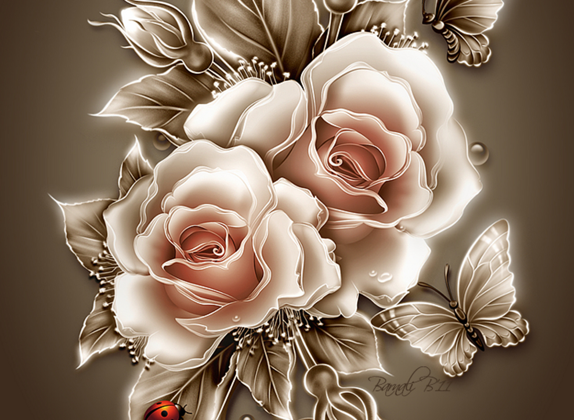 Roses screensaver wallpaper 45 images - Beautiful girl screensaver ...