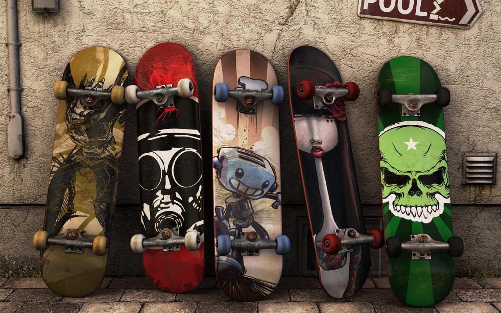 Skateboard Wallpaper for Desktop (72+ images)