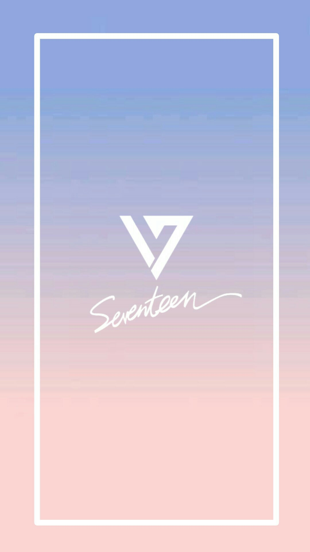 1080x1920 Seventeen official color wallpaper