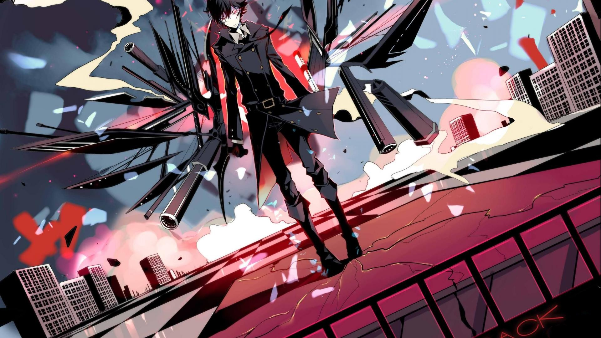 Badass Anime Wallpaper  Images
