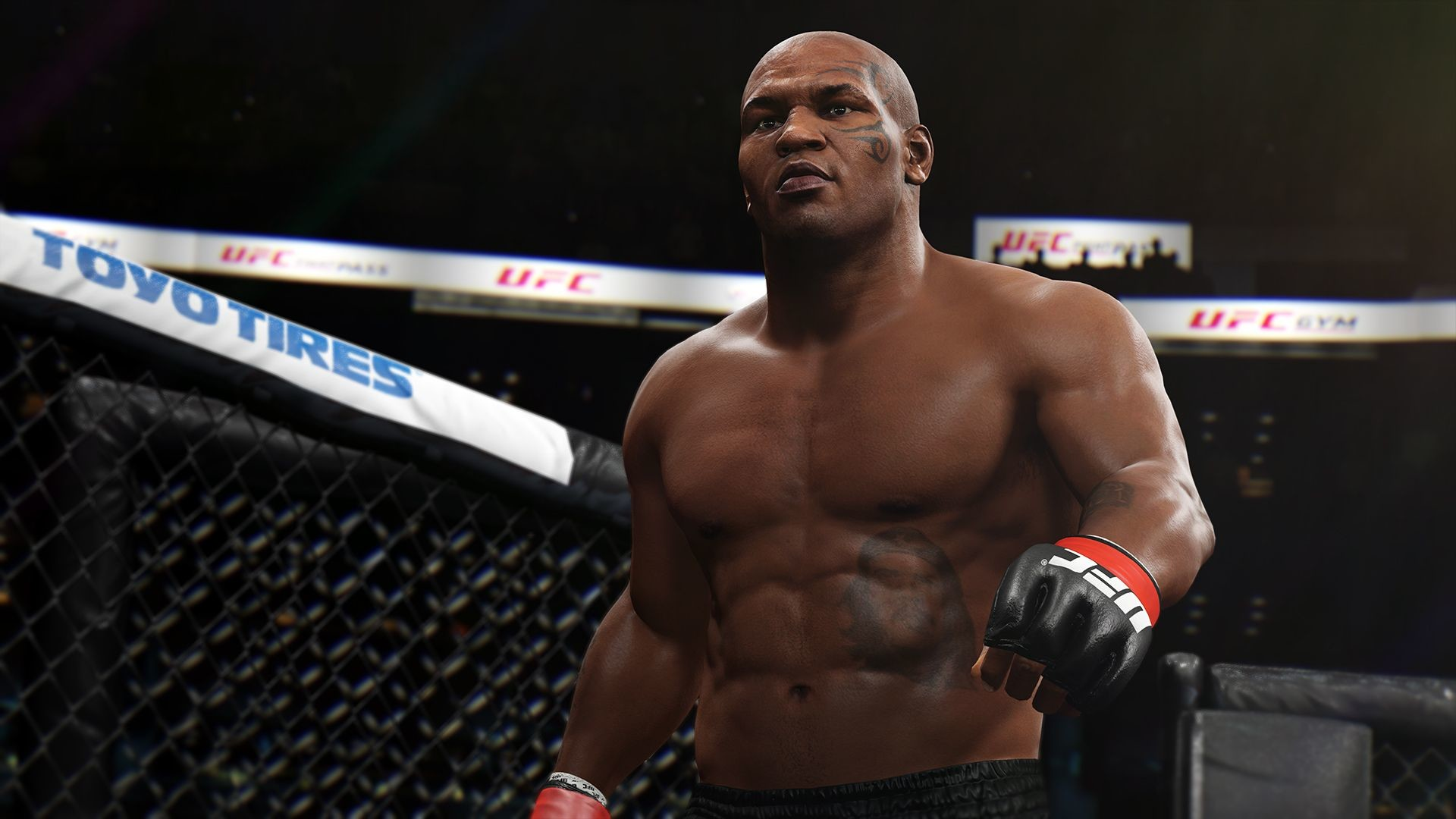 1920x1080 Mike Tyson in EA Sports UFC 2