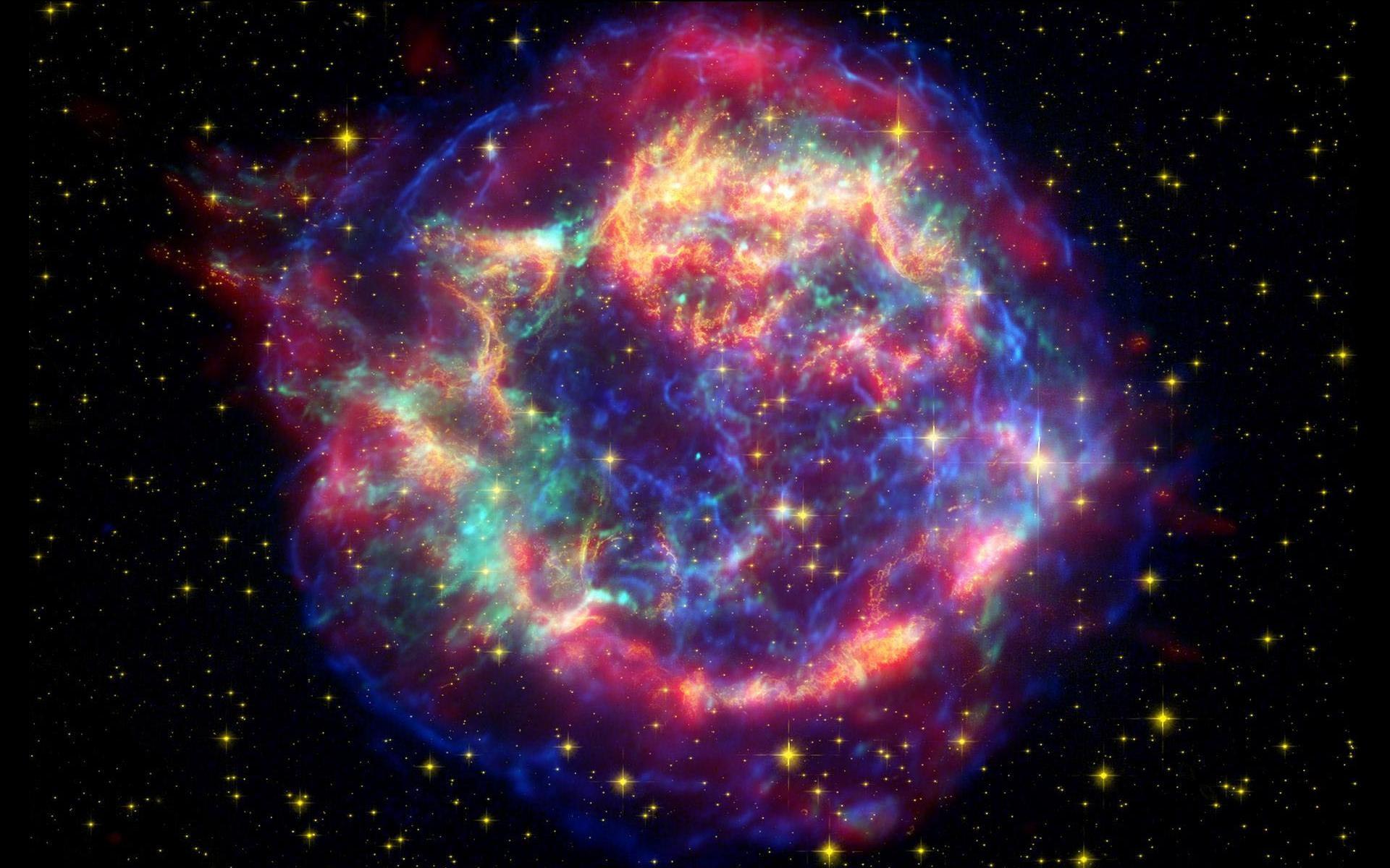 3440x1440 ultrawide Astrophotography Space Blue Wallpapers HD Desktop