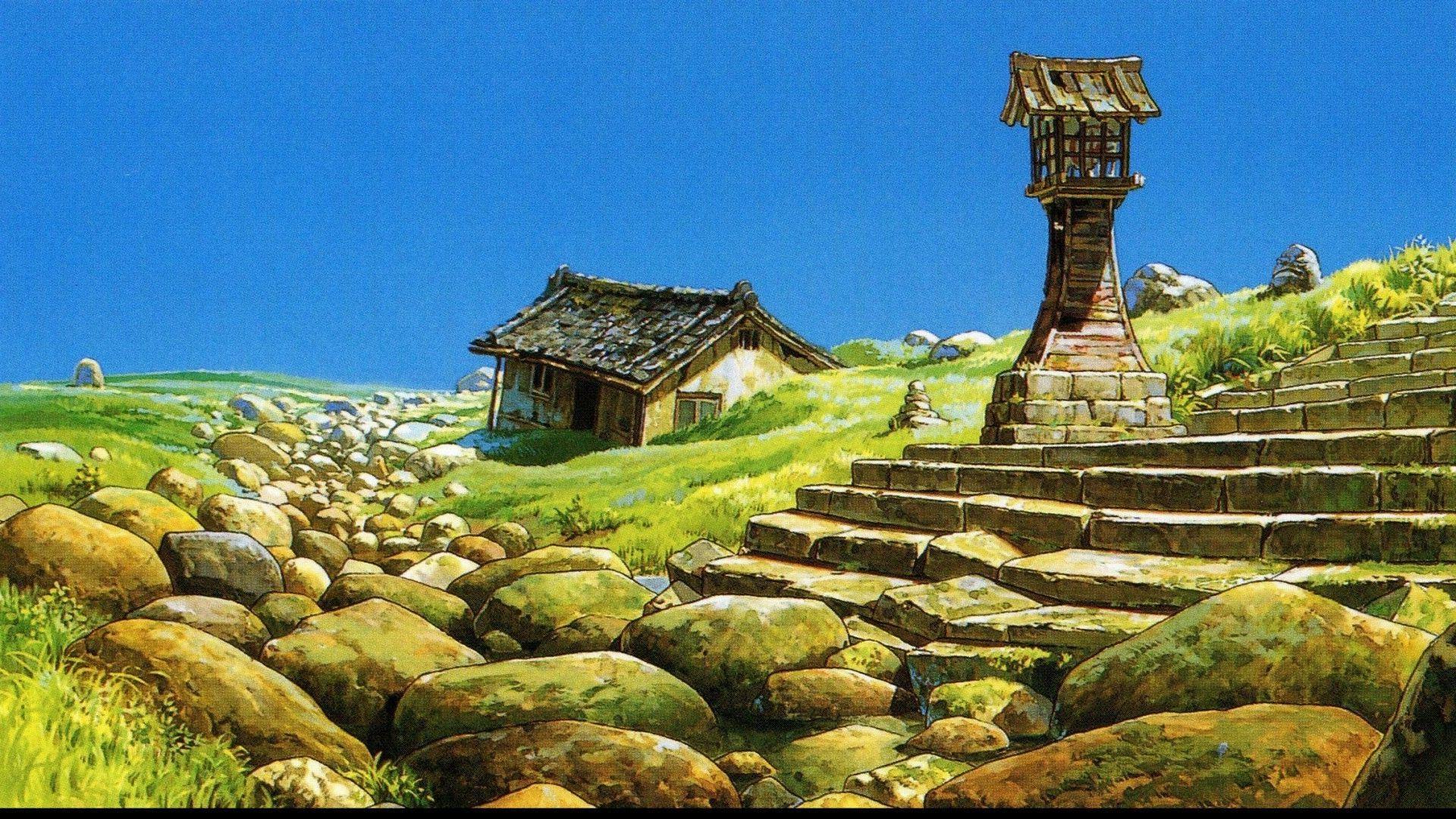 Studio Ghibli Wallpaper Hd 72 Images