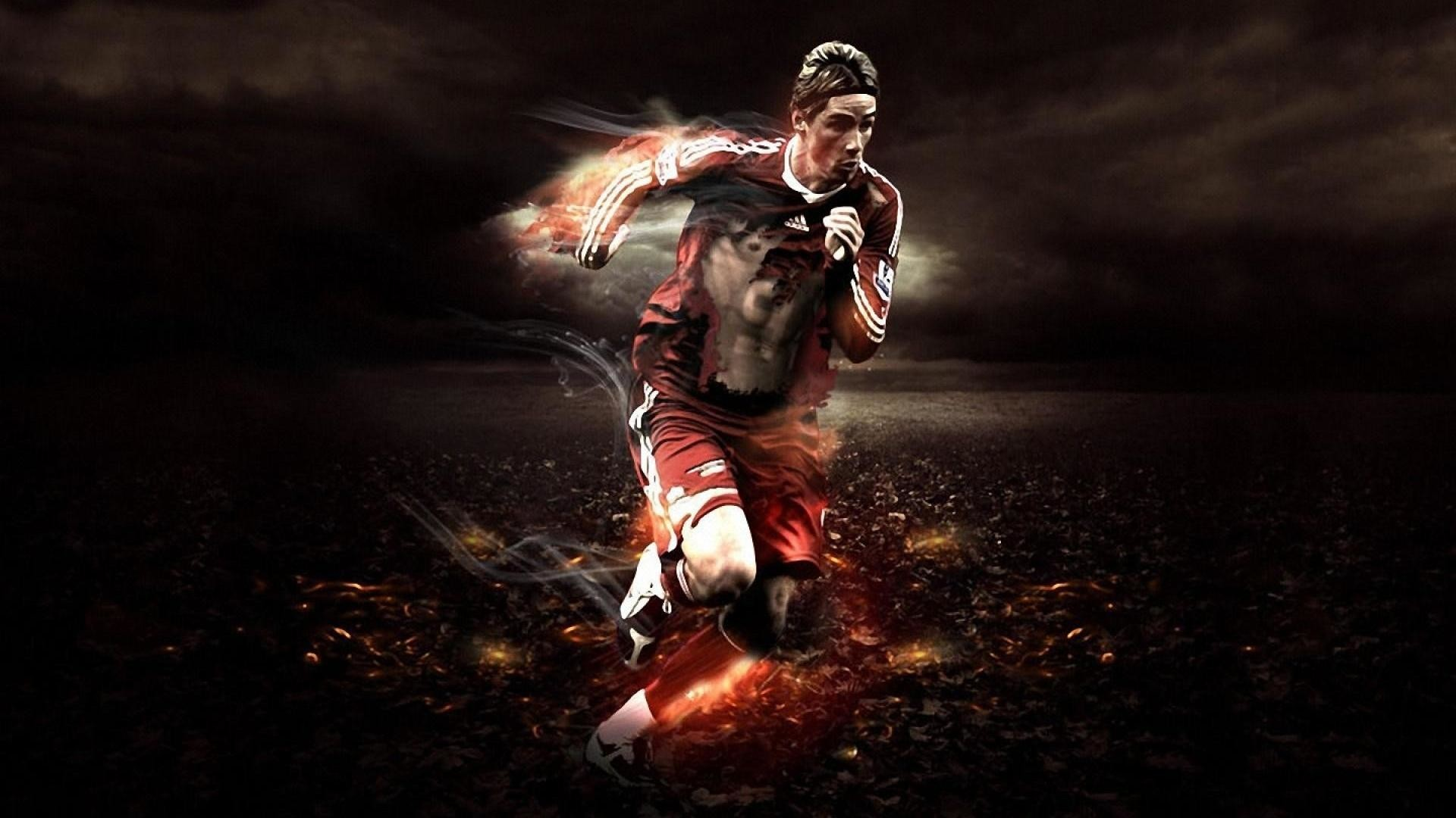 Cool soccer players pictures