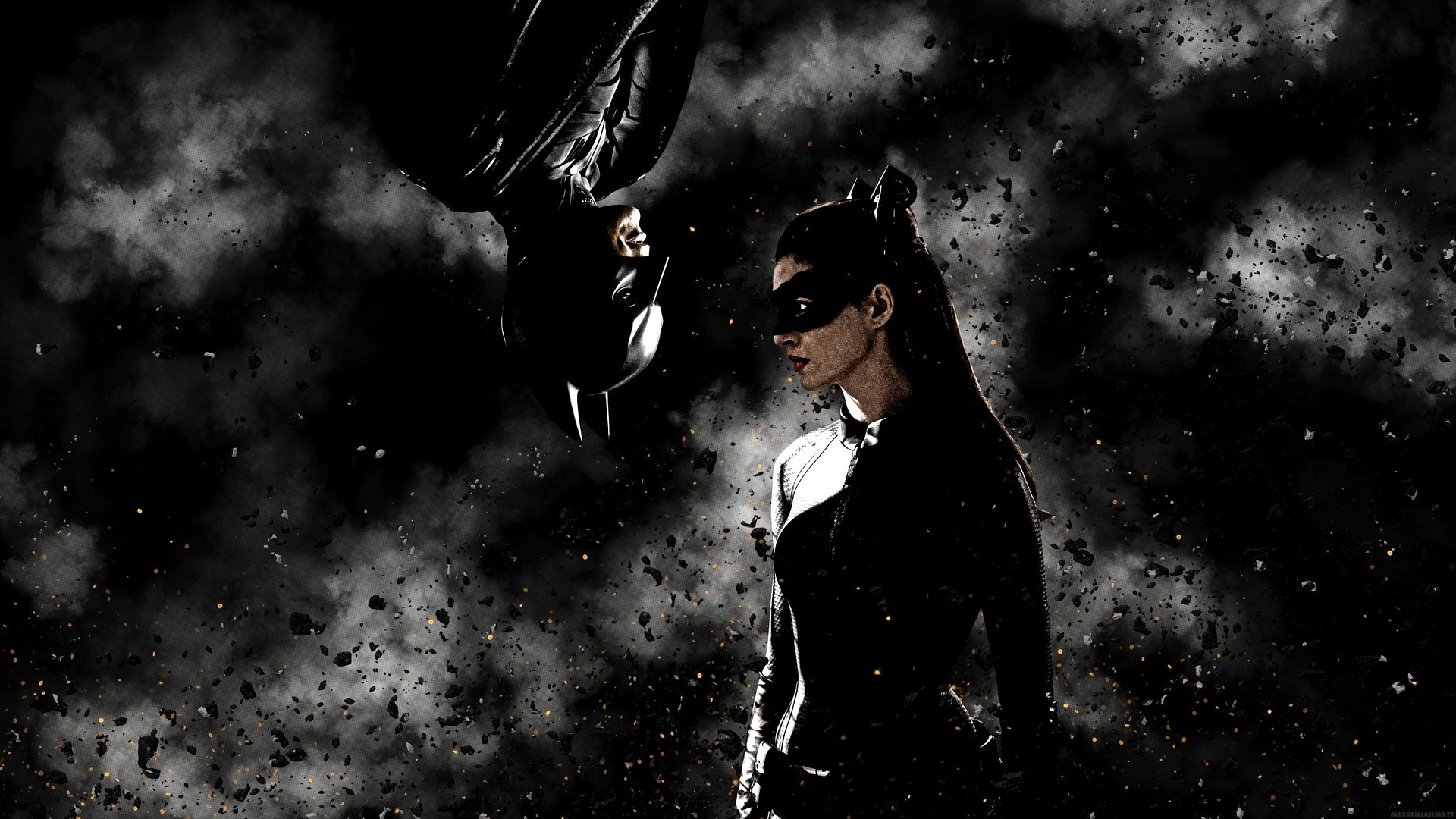 Anne Hathaway Catwoman Wallpaper 72 Images