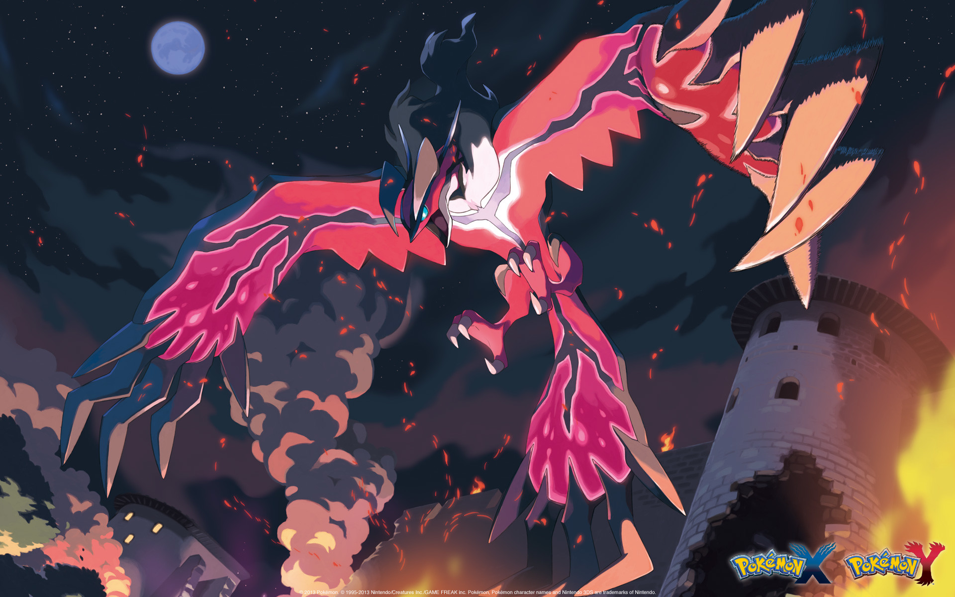 Pokemon X Y Wallpaper Hd 79 Images