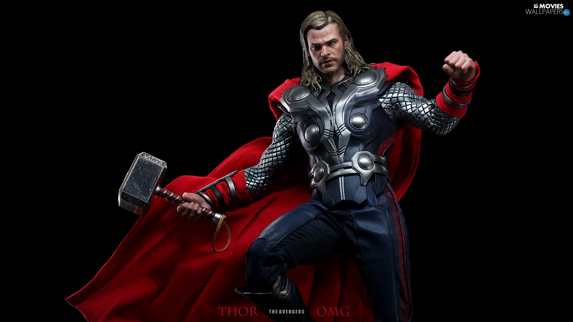 3d Thor Movie Hammer Wallpapers Hd: Thor Movie Wallpaper (81+ Images