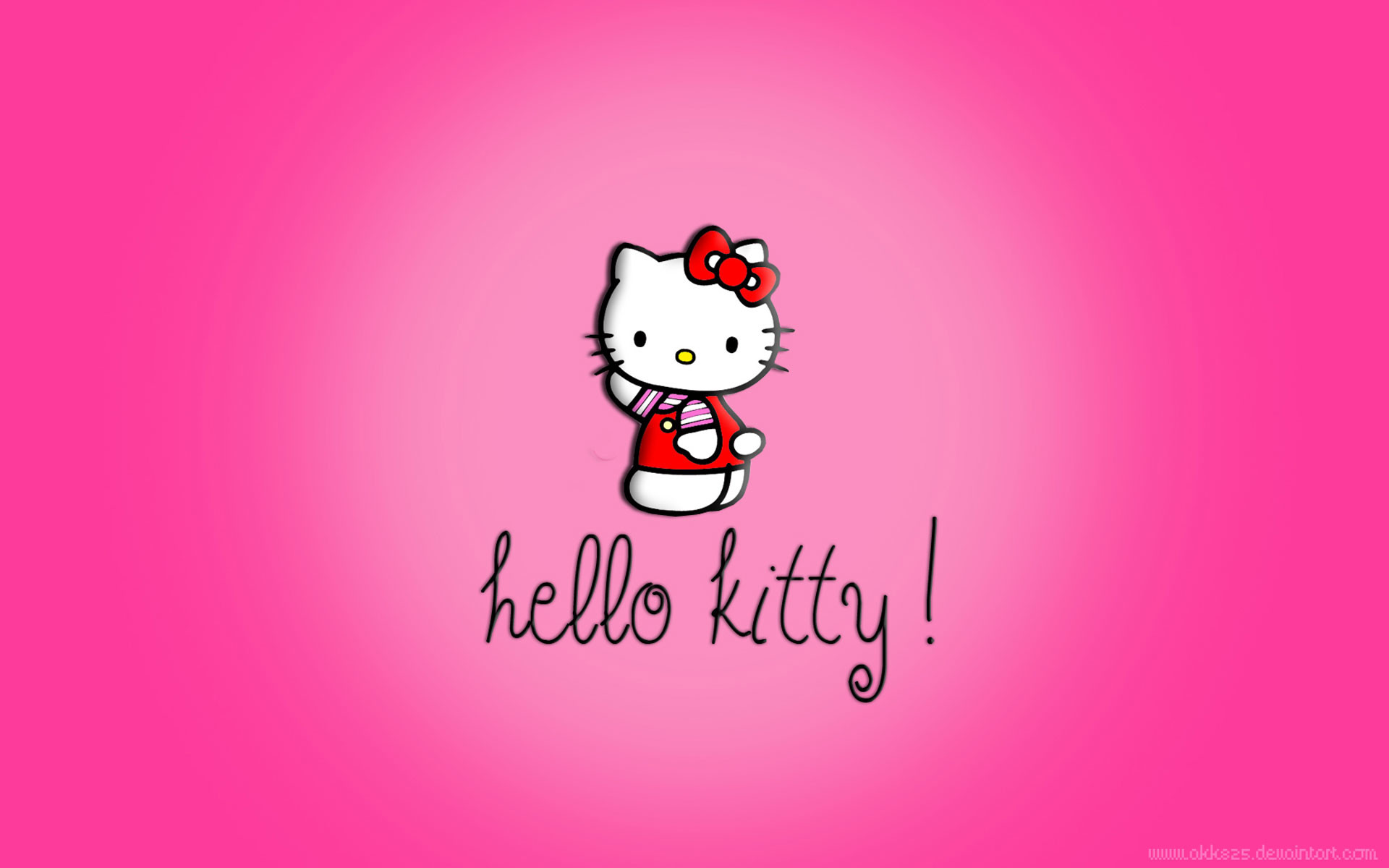 Cute Wallpapers Of Hello Kitty 60 Images