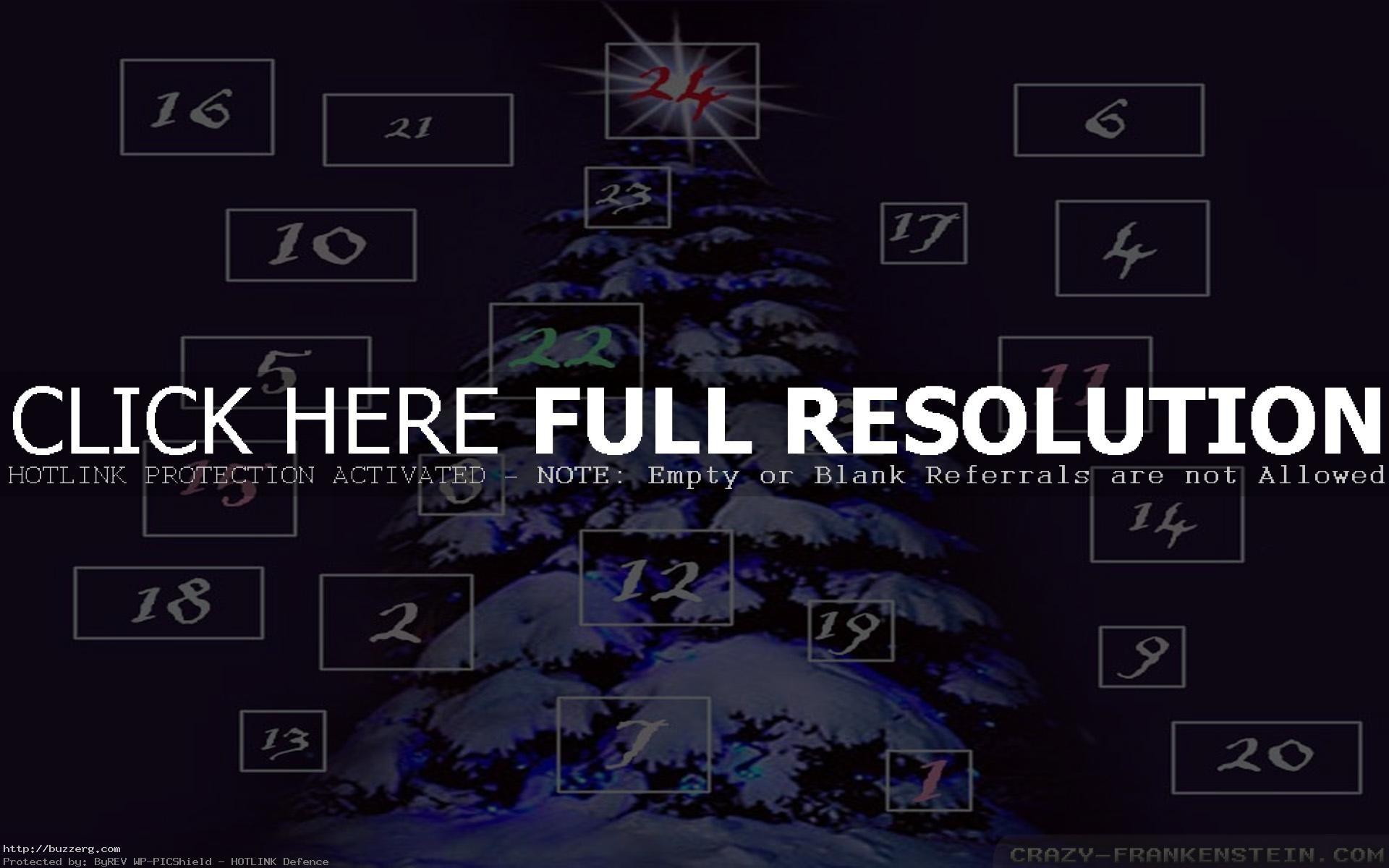 Christmas Countdown Screen Savers.Christmas Countdown Wallpaper 52 Images