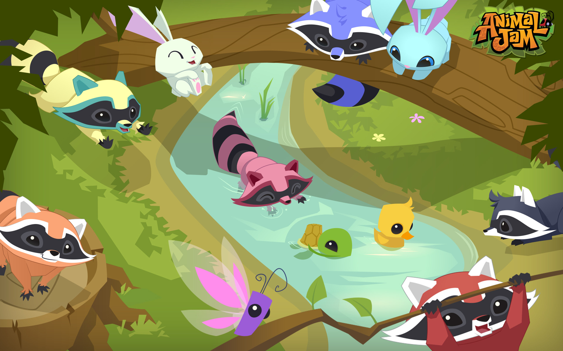 1920x1200 Animal Jam Wallpapers