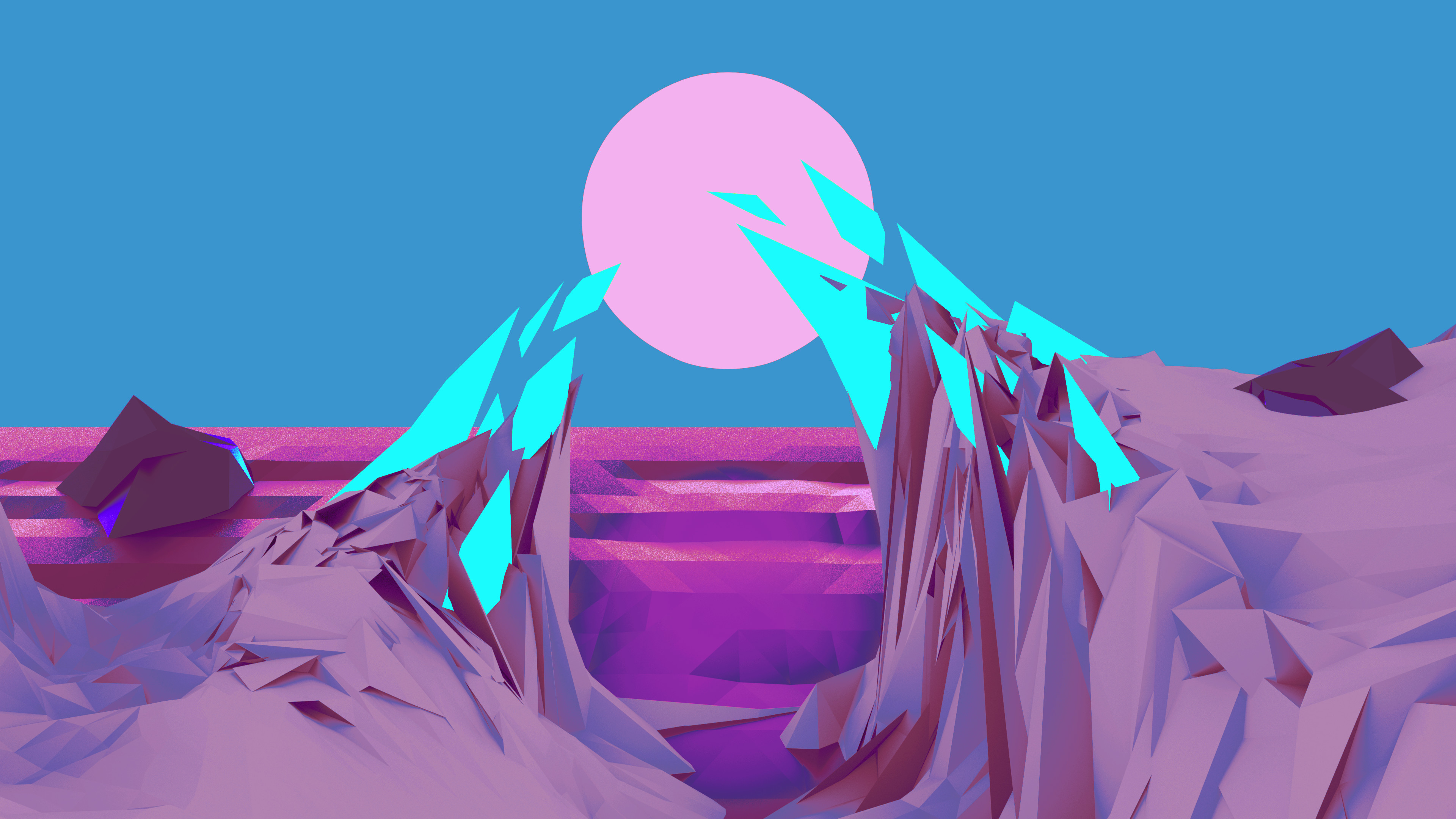 Low Poly Wallpaper 79 Images
