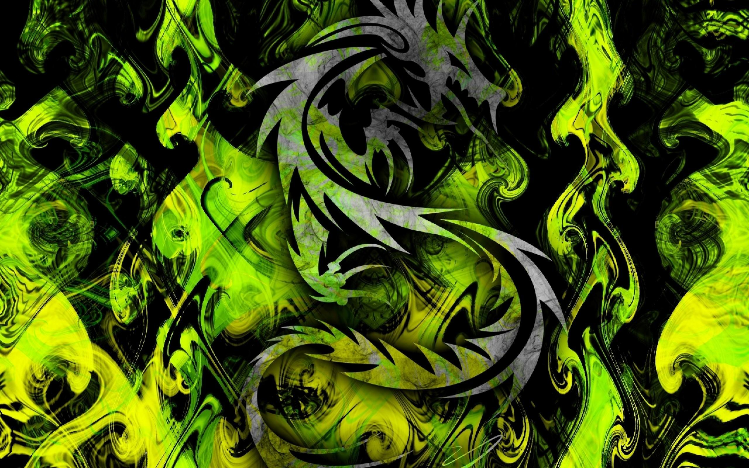 1920x1080 Green Dragon Wallpapers