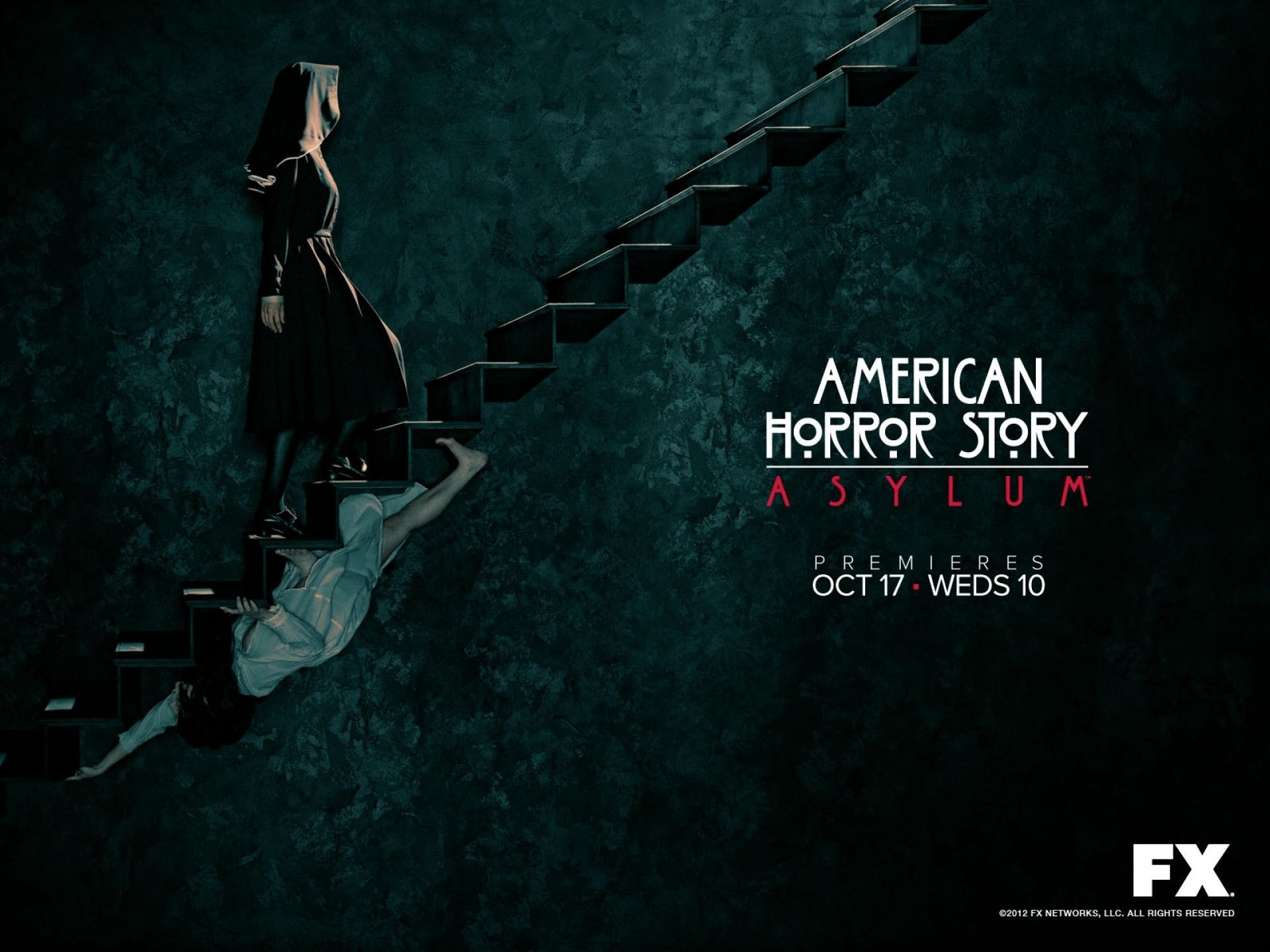 American Horror Story Asylum Wallpaper 61 Images