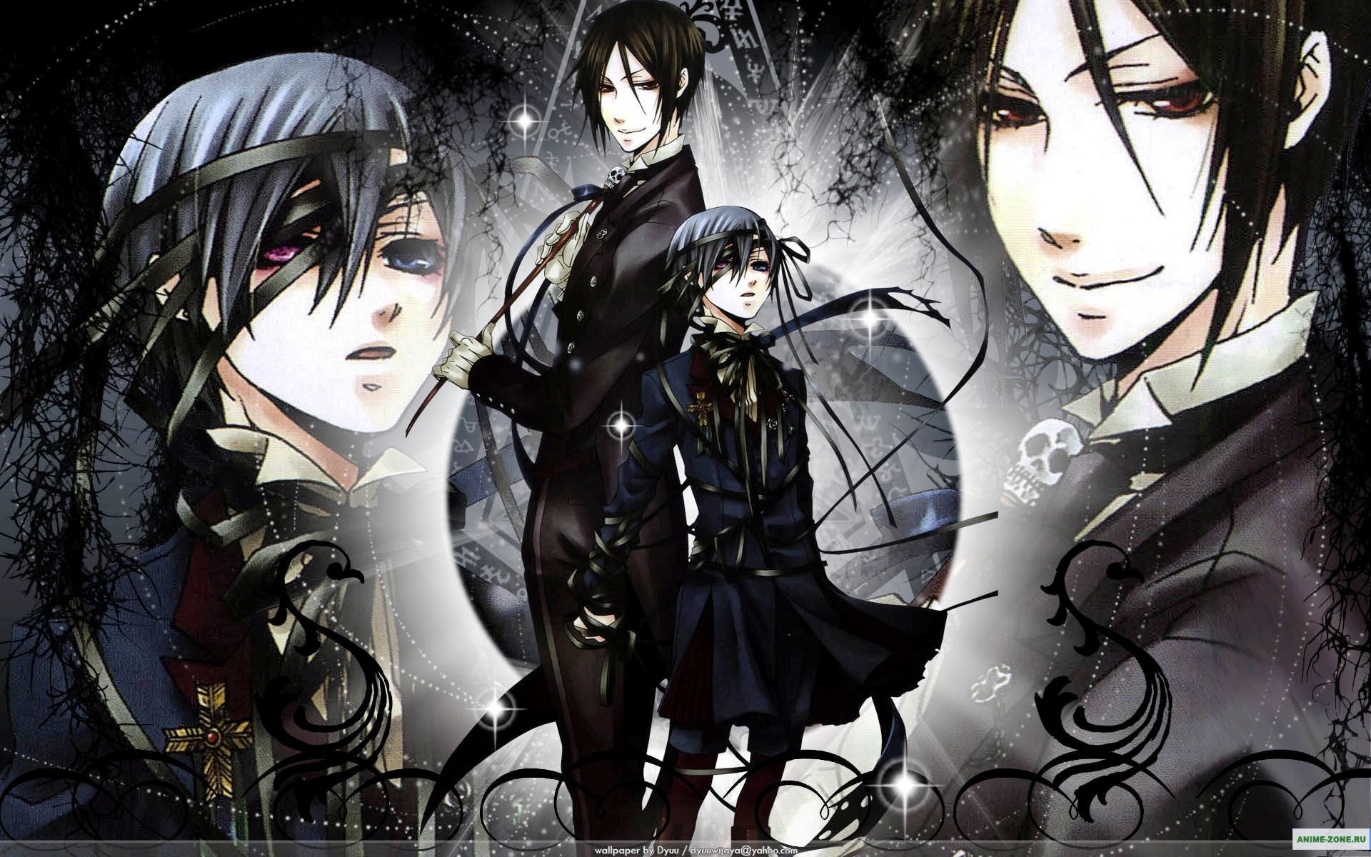 1920x1200 Black Butler wallpapers and images - wallpapers, pictures, photos