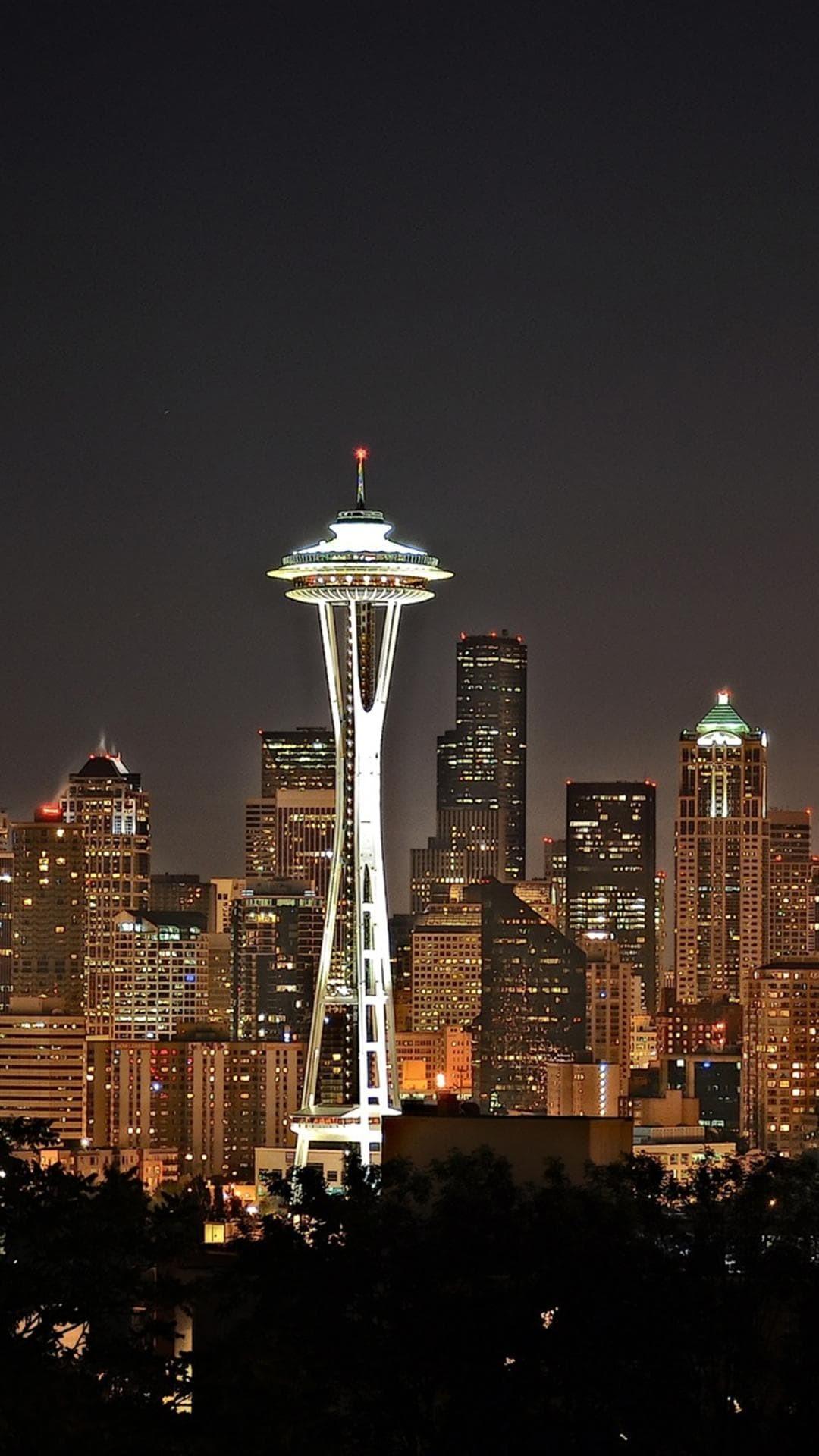 Seattle Skyline Wallpaper (69+ images)