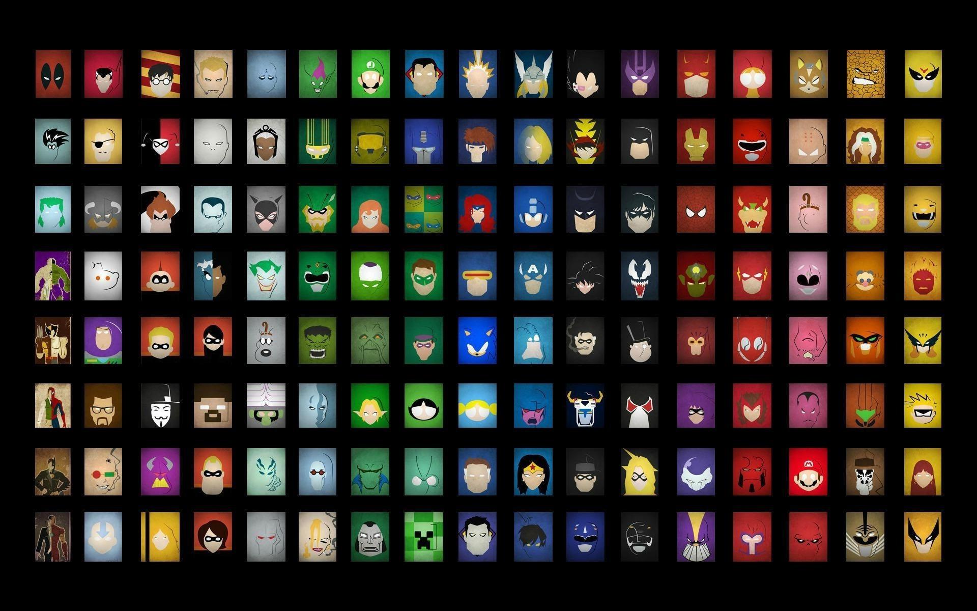 Dc marvel superheroes wallpaper 58 images 1920x1080 1920x1080 download 1920x1080 marvel heroes hd wallpapers voltagebd Images