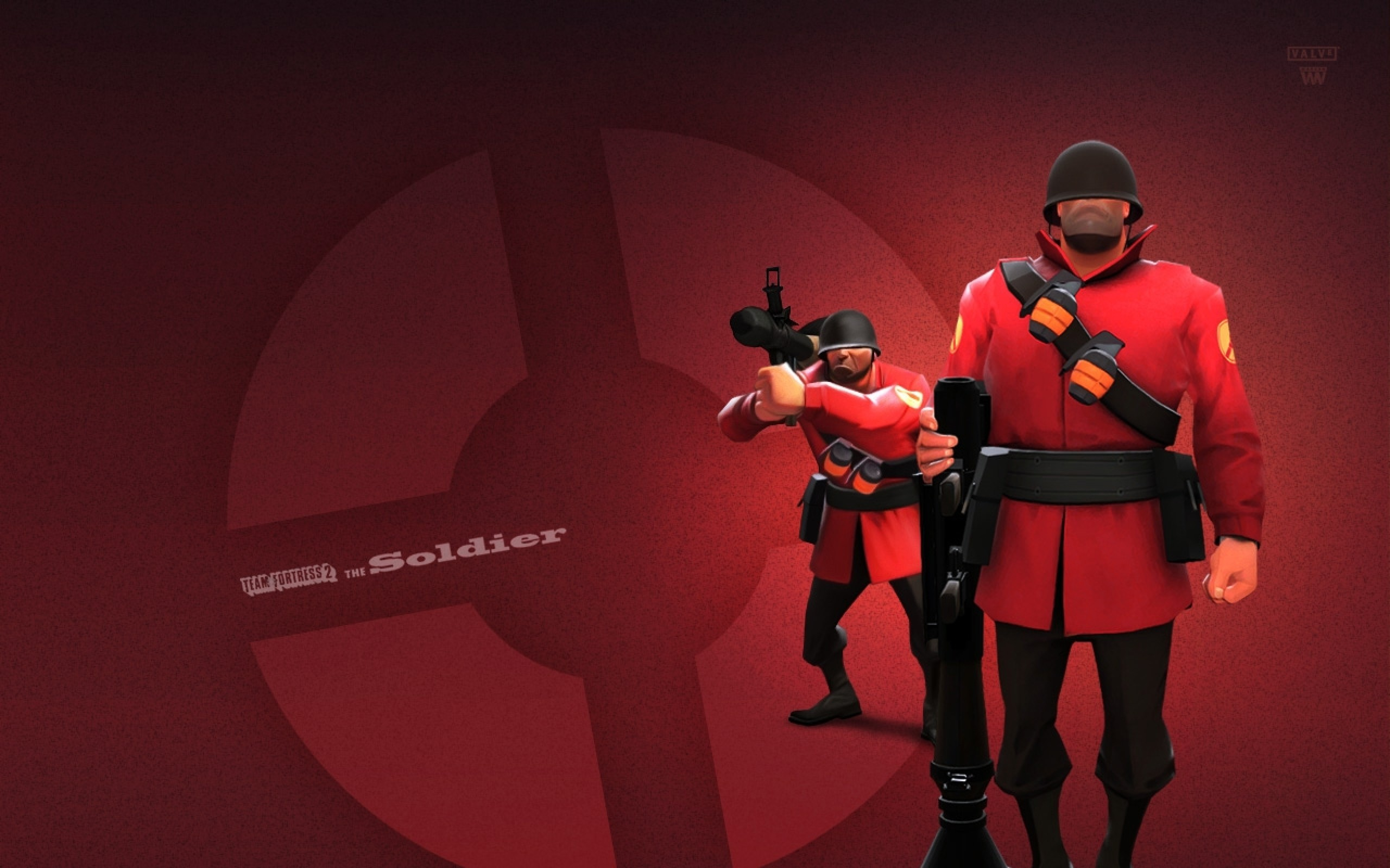 2560x1600 video games team fortress 2 soldier tf2 Wallpaper HD