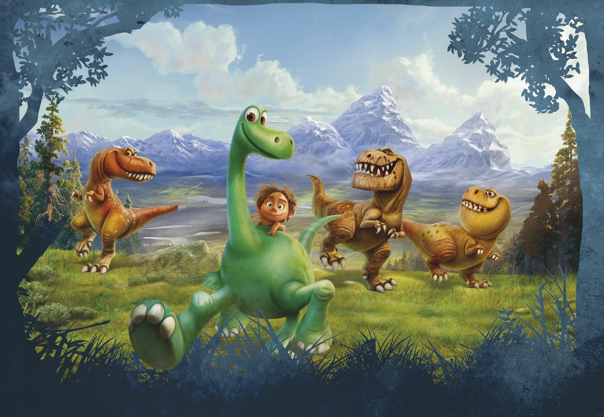 2000x1380   HQ Definition Wallpaper Desktop the good dinosaur