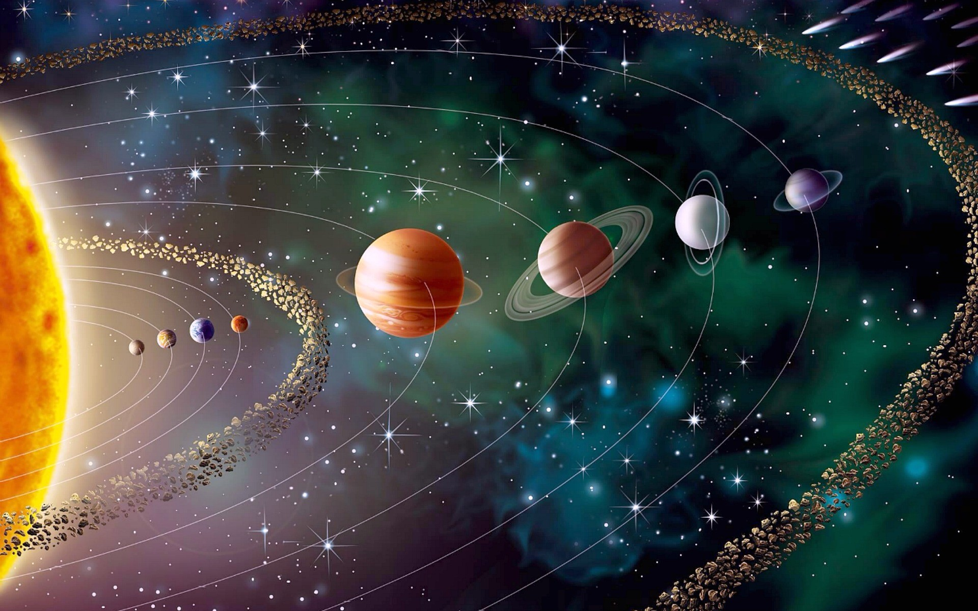 1920x1200 ... our solar system planets wallpapers browse ...