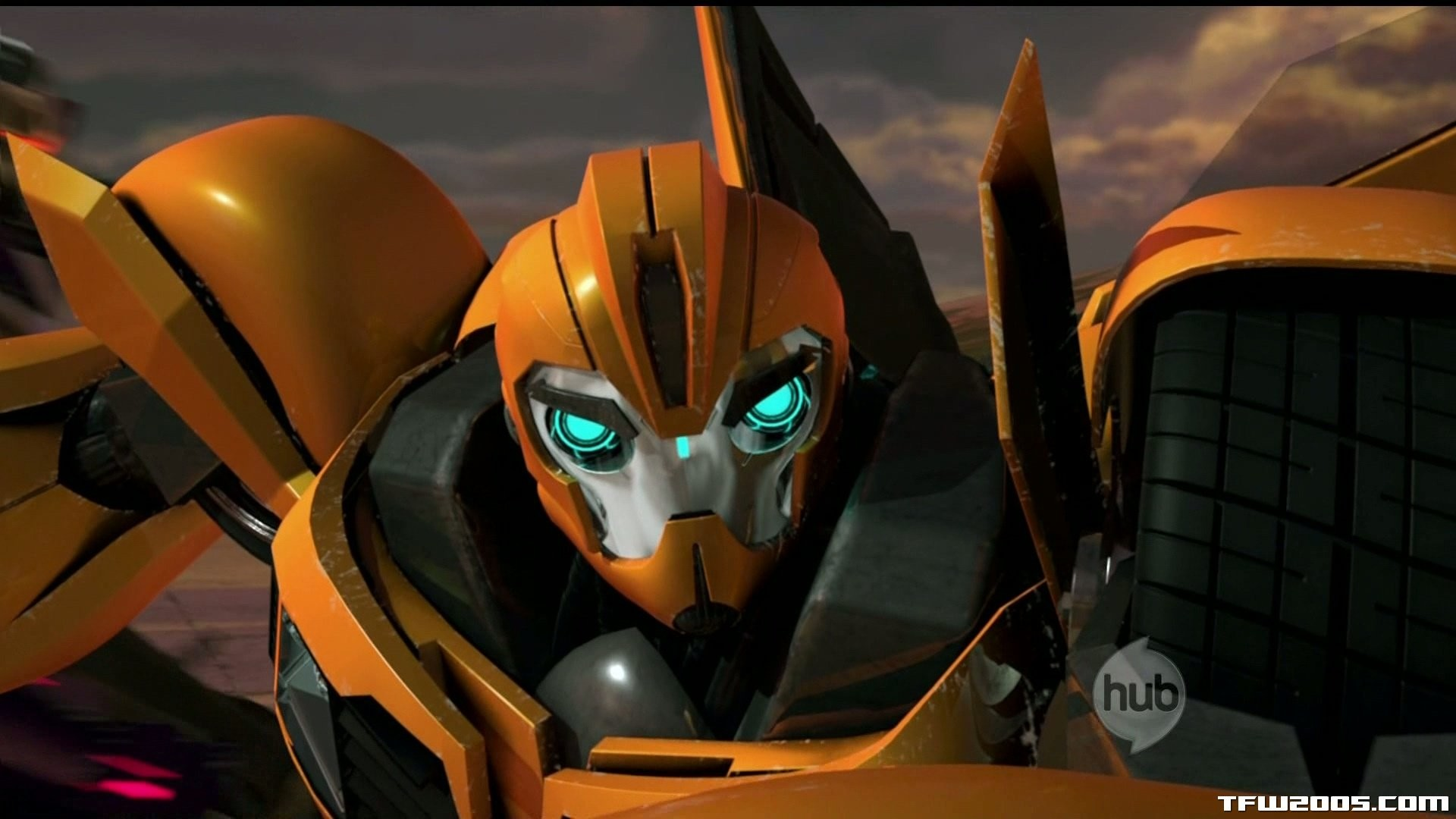1920x1080 Transformers Prime Bumblebee