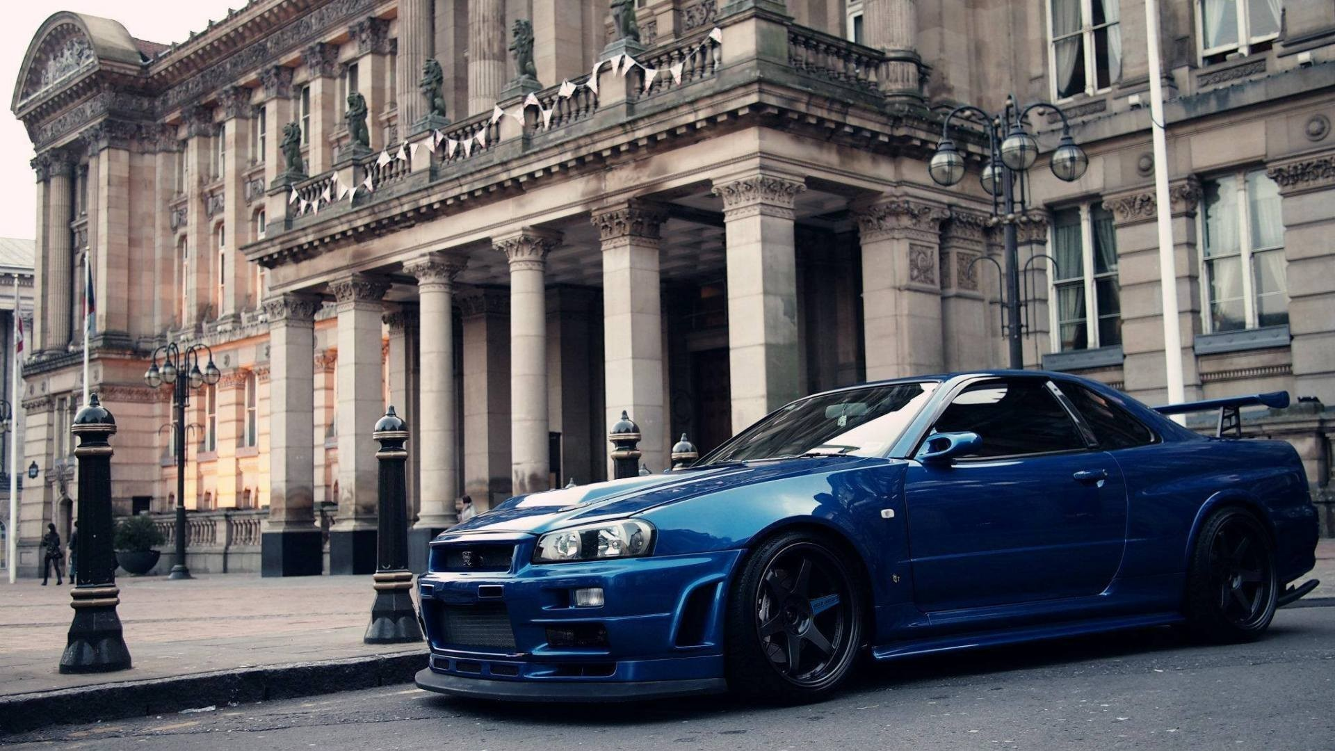 1920x1080  Black Nissan Skyline GTR R wallpapers and images wallpapers |  Wallpapers 4k | Pinterest | Nissan skyline, Hd wallpaper and Wallpaper