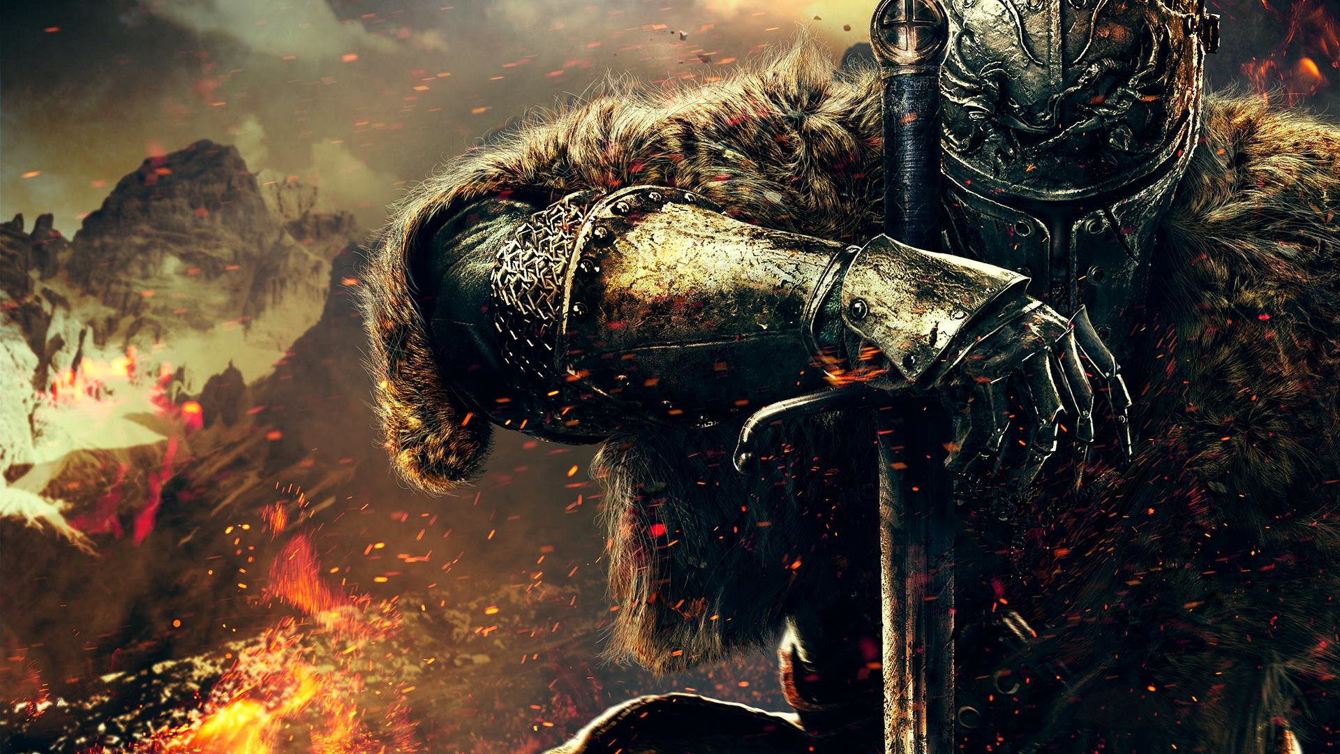 1920x1080 Medieval Wallpaper (69 images) Medieval Black Knight Images – Epic  Wallpaperz ...
