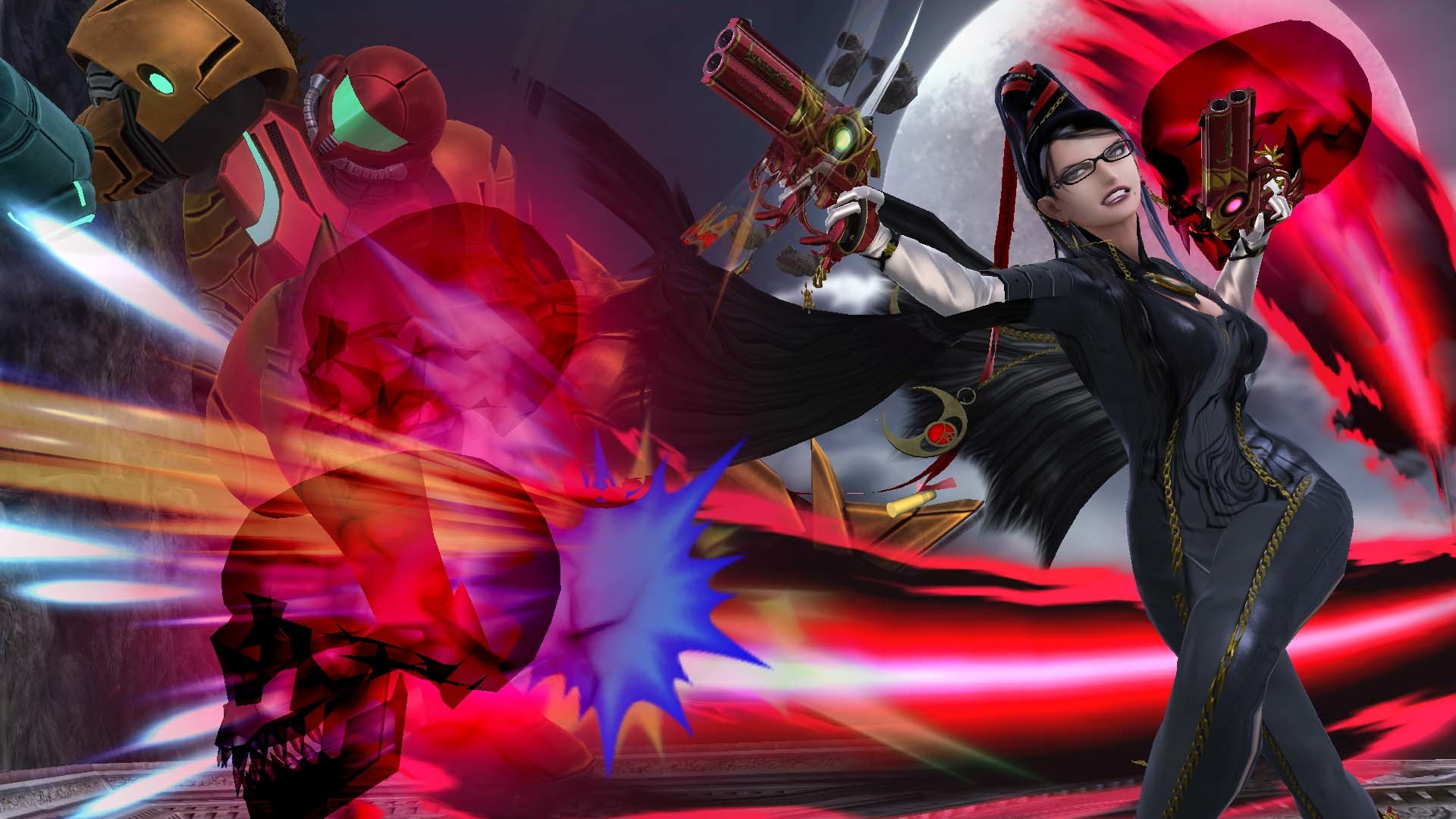 1920x1080 Smash Bros for Wii U/3DS: Bayonetta and Corrin to be released Feb. 4th |  Page 6 | NeoGAF