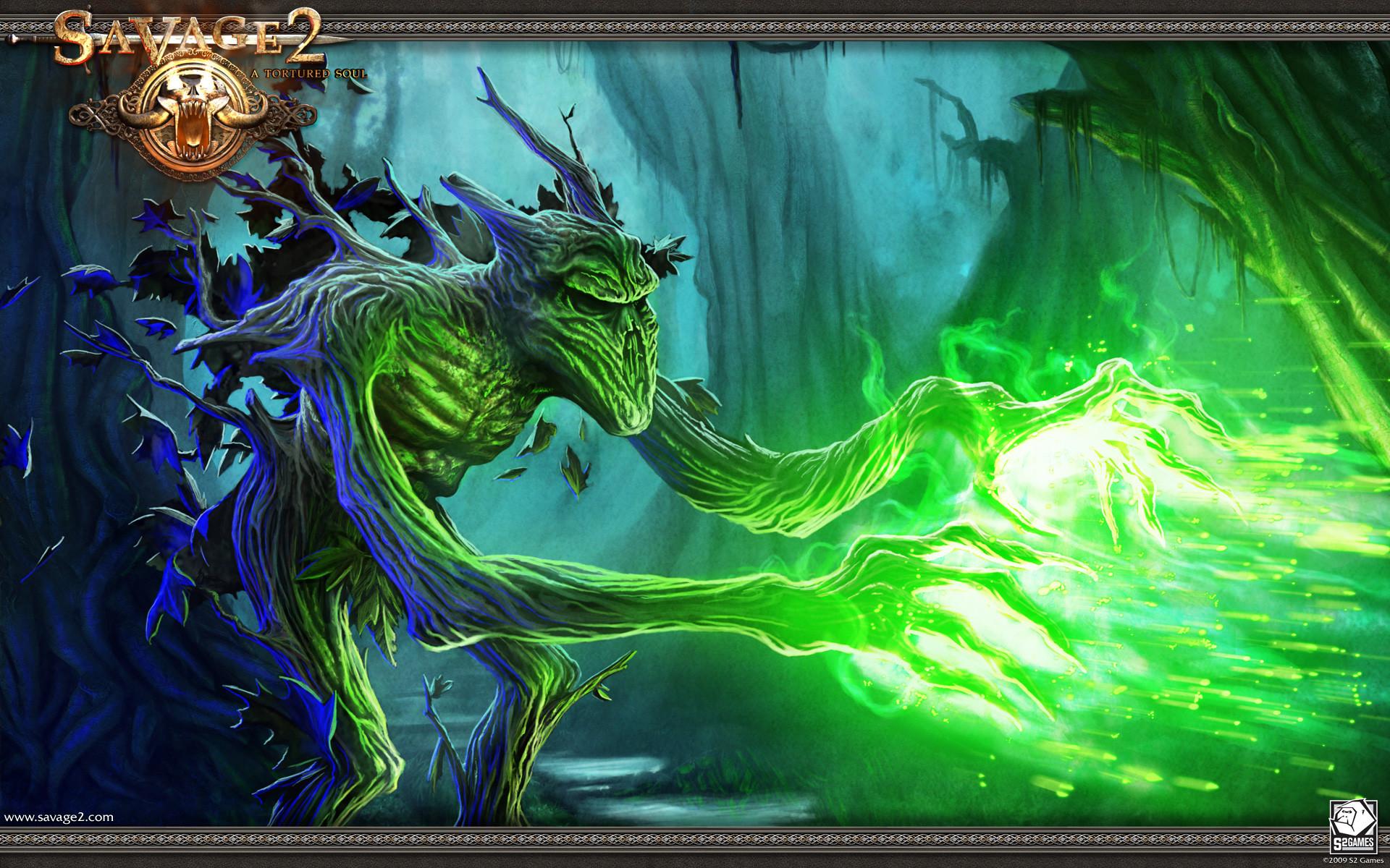 Savage wallpaper 58 images - Fantasy game wallpaper ...