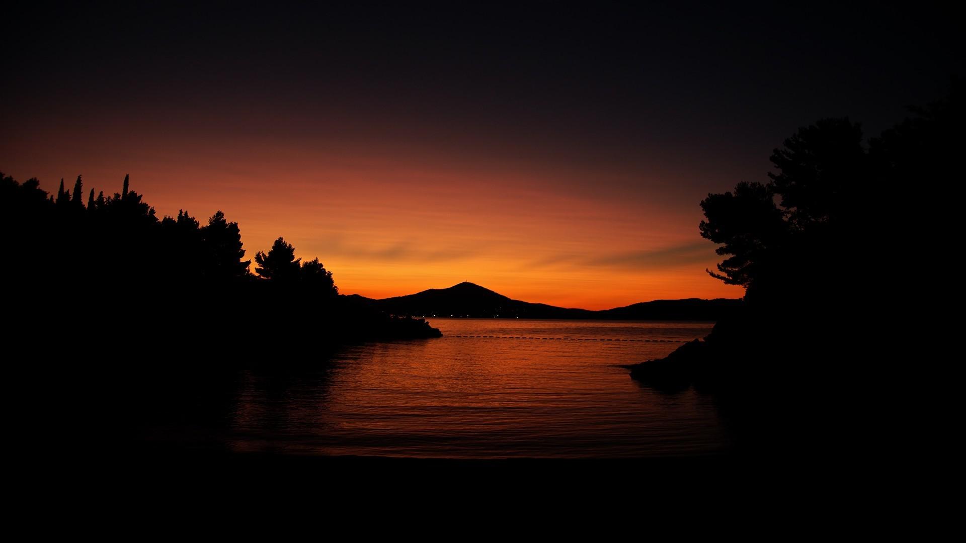 Dark Sunset Wallpaper (68+ images)