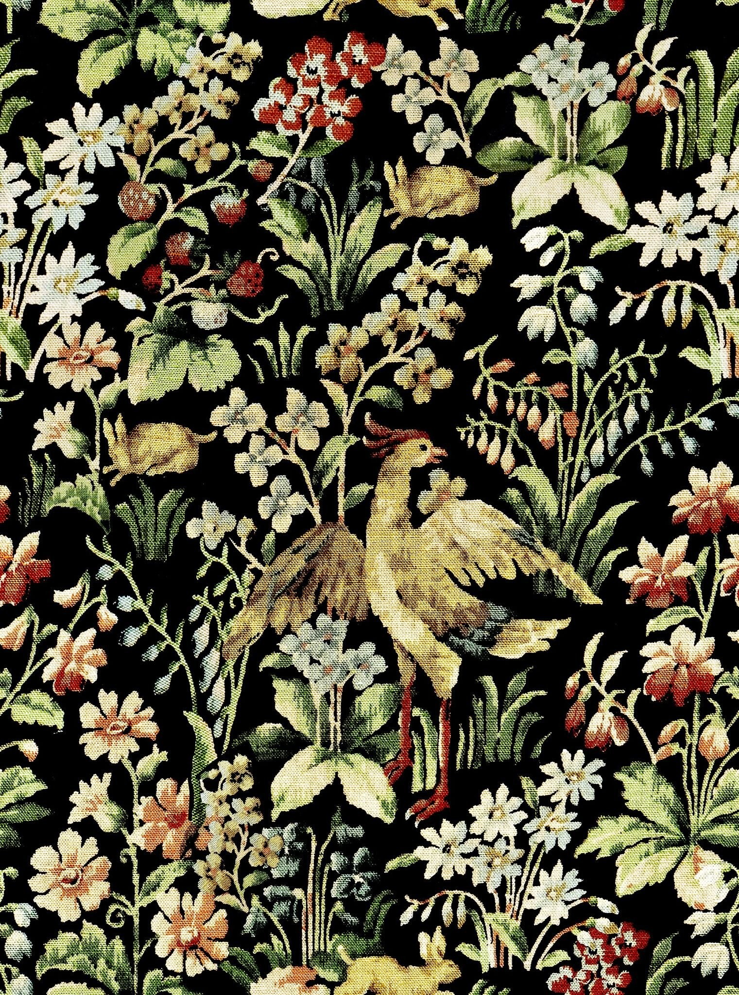1521x2048 ... Floral Tapestry Wallpaper-Mind The Gap-Contract Furniture Store