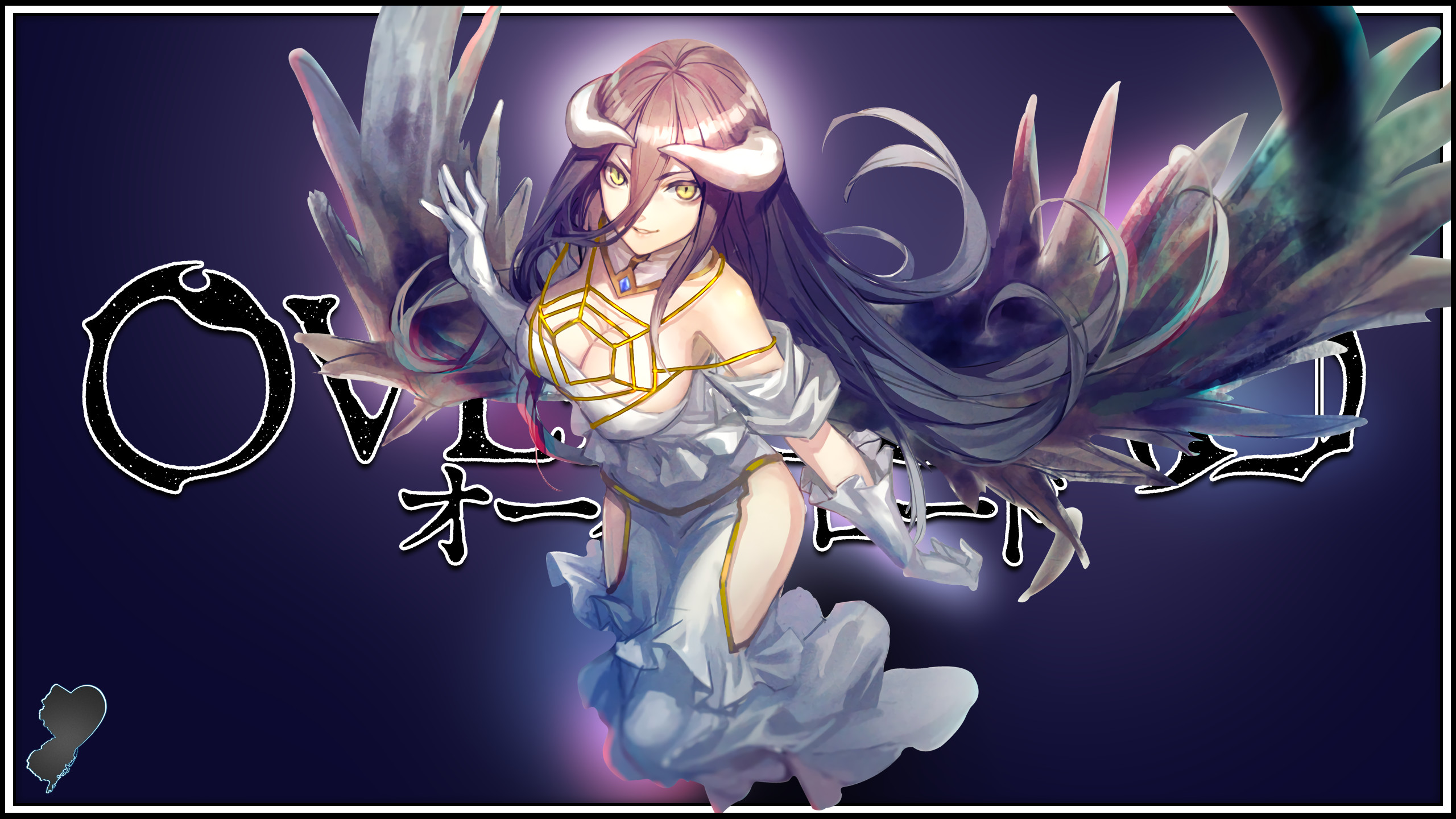 Overlord Anime Albedo Wallpaper 76 Images