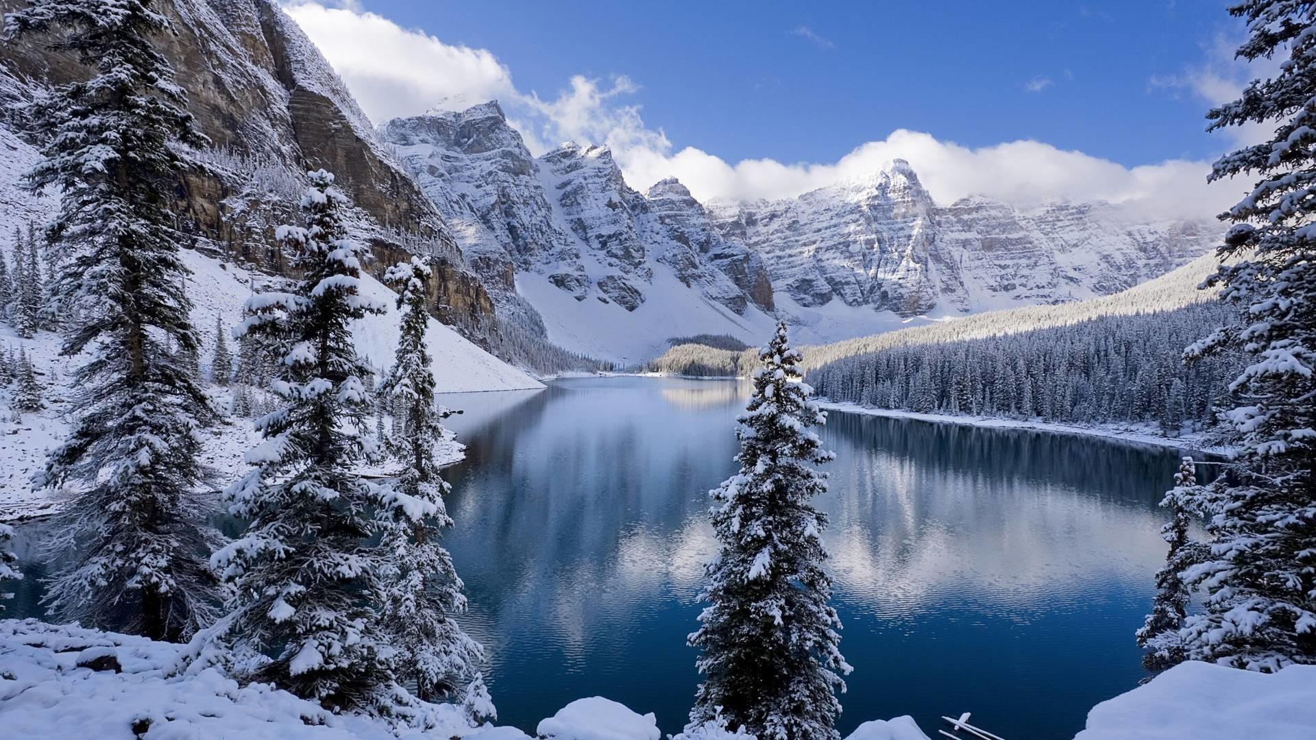 1080p Winter Wallpaper (65+ images)