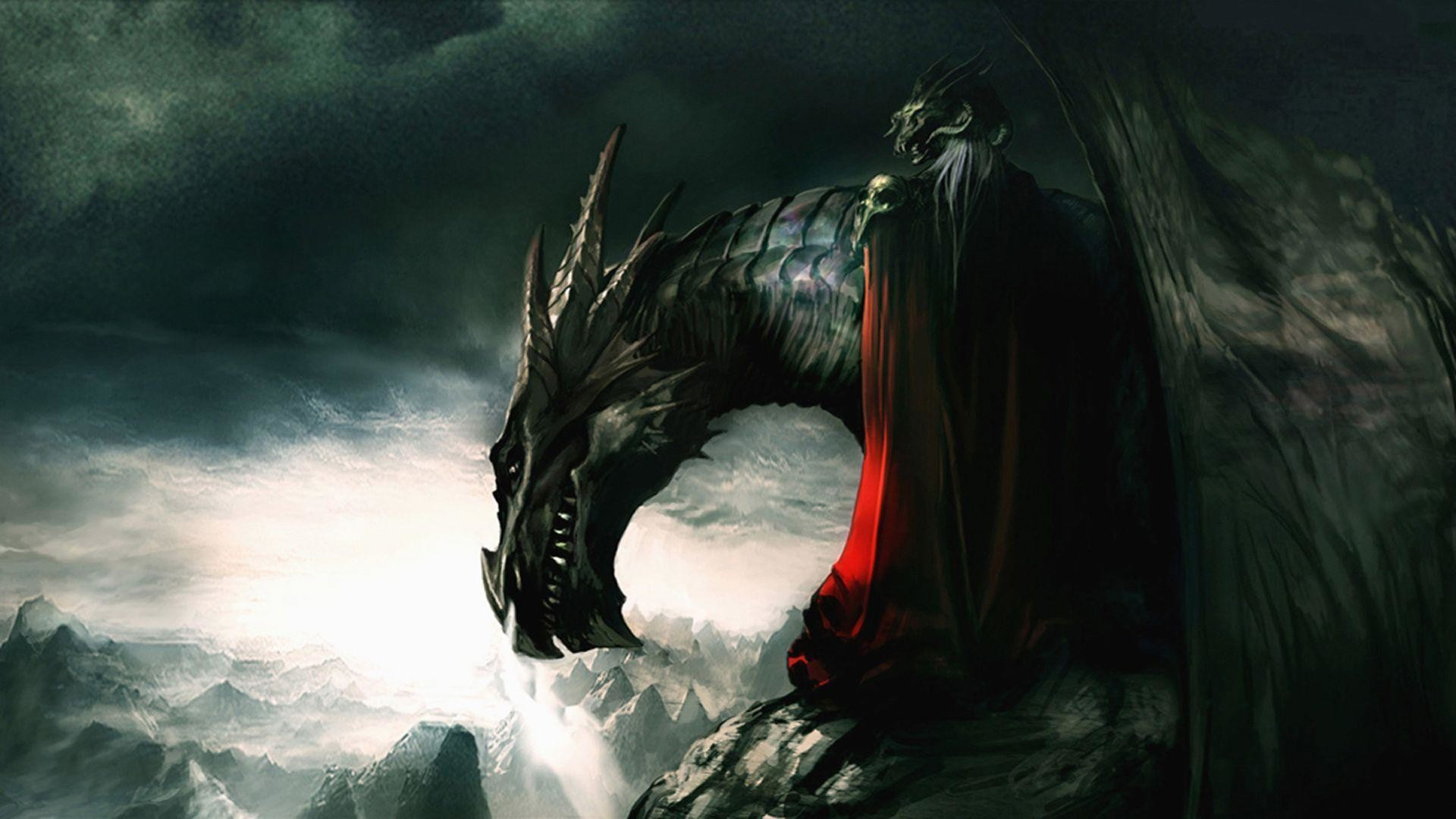1920x1080 Wallpapers For > Dragon Wallpapers 3d Hd