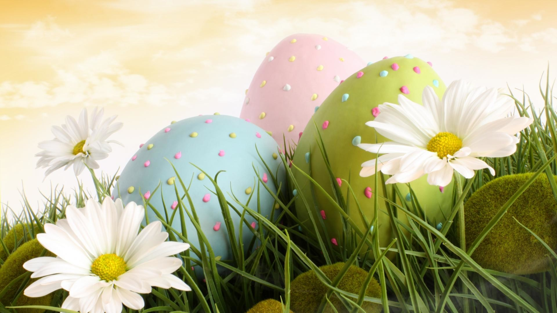 1920x1080 Easter Wallpaper HD Collection 9