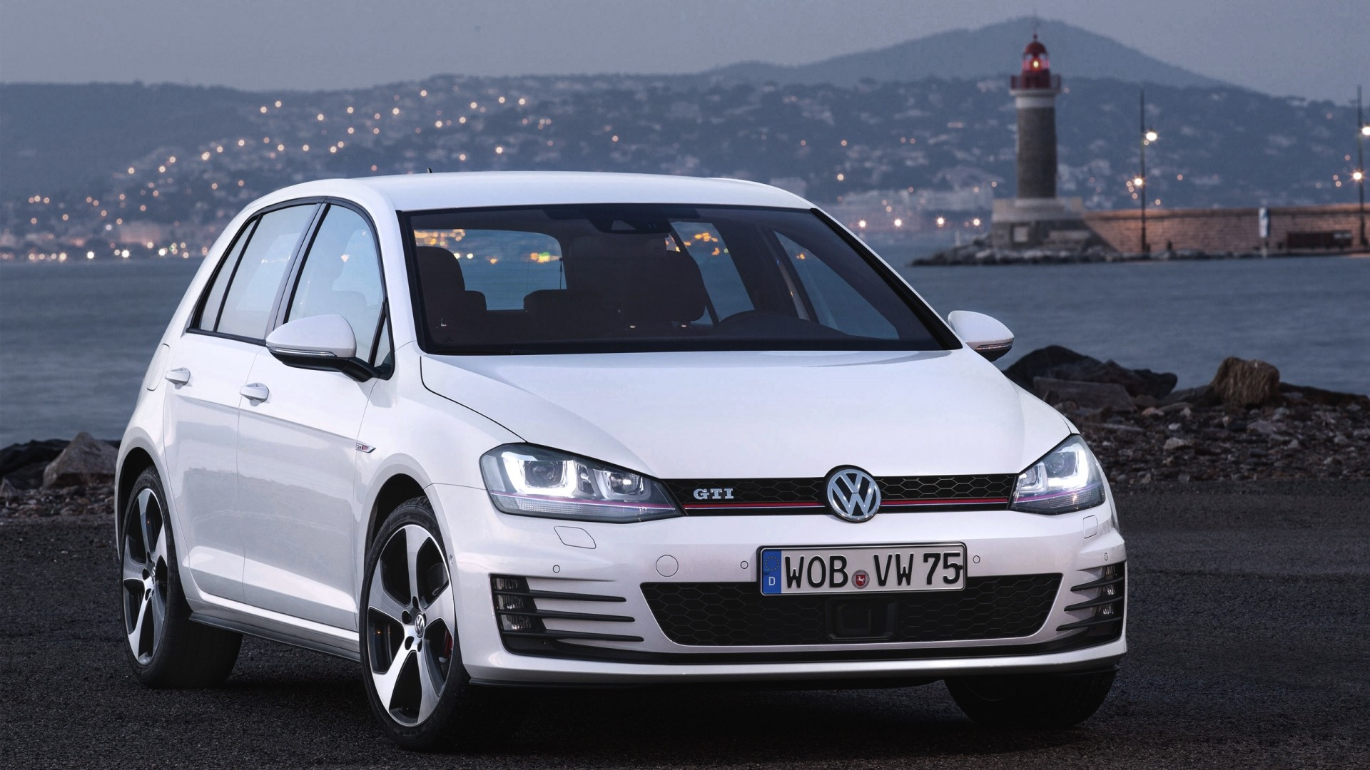 Volkswagen Golf Gti Performance Edition 2017 M1 Jpg Source Iphone 5 Wallpaper Gadget And PC