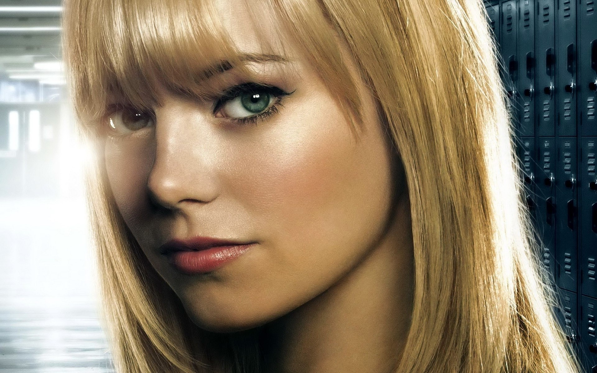 Gwen stacy wallpapers 66 images - Emma stone wallpaper ...