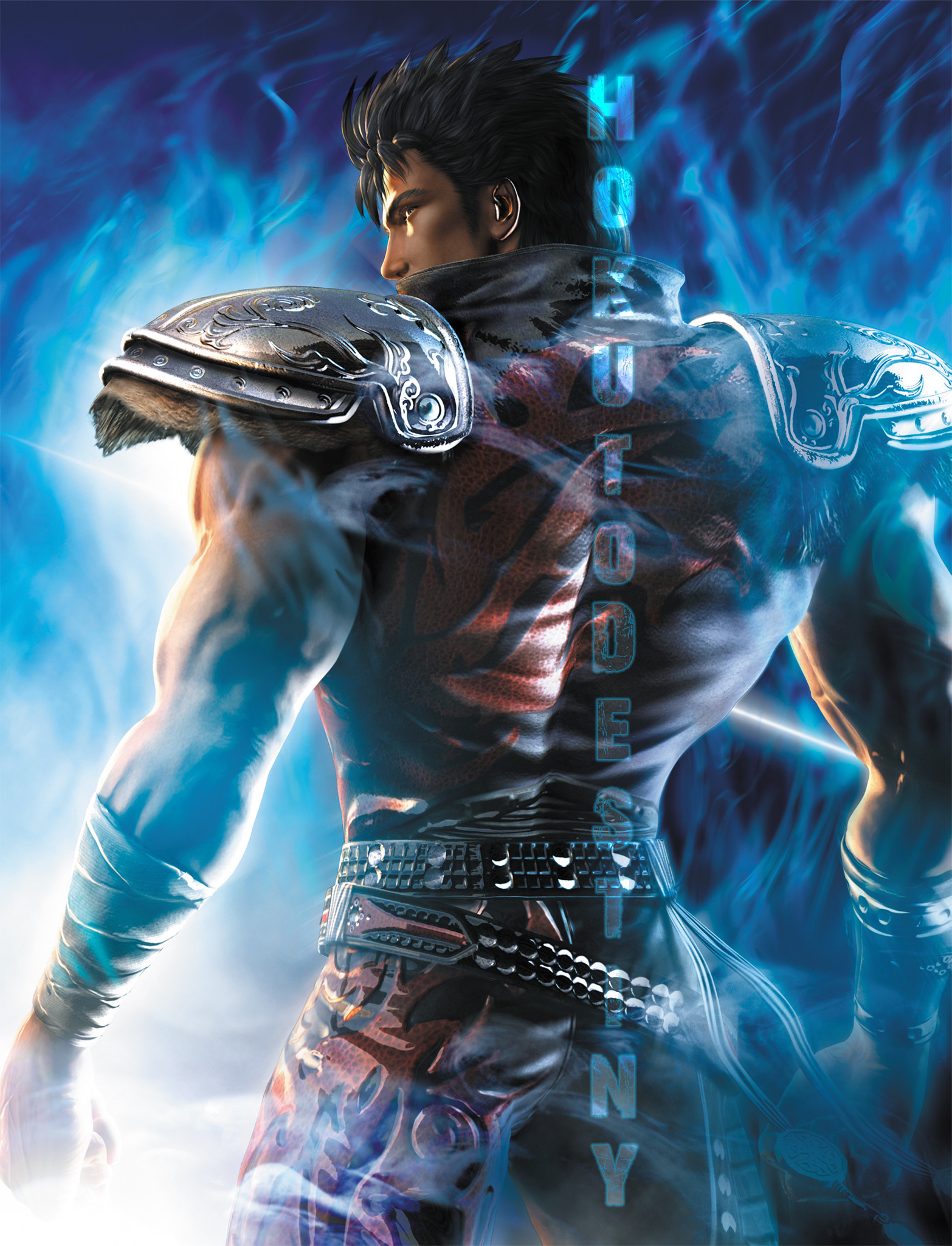 Kenshiro Fist Of The North Star Wallpaper 2448x2244 247266