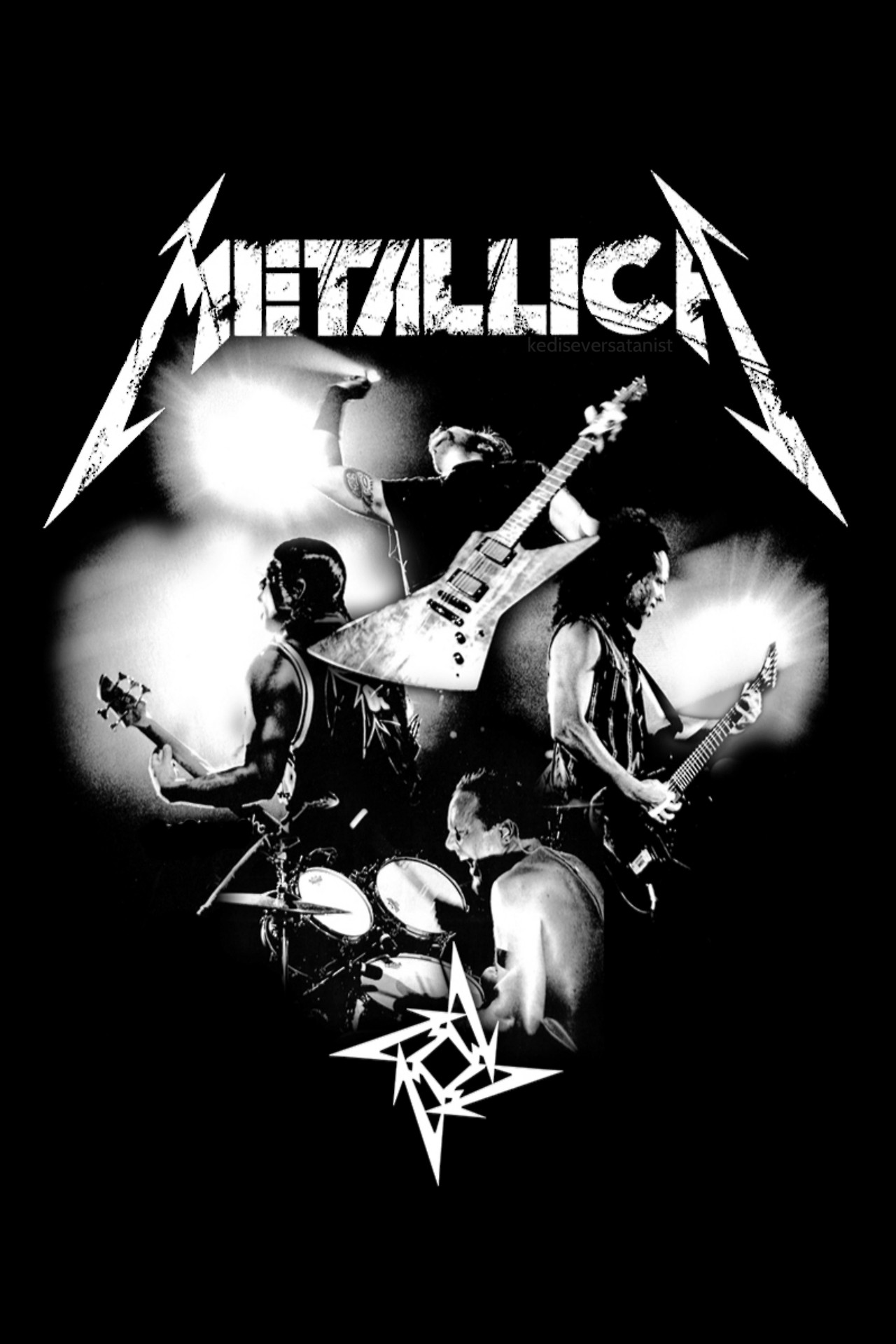 1920x1080 Download This Free Wallpaper With Images Of Metallica Kill Em All Ride The Lightning Master Puppets