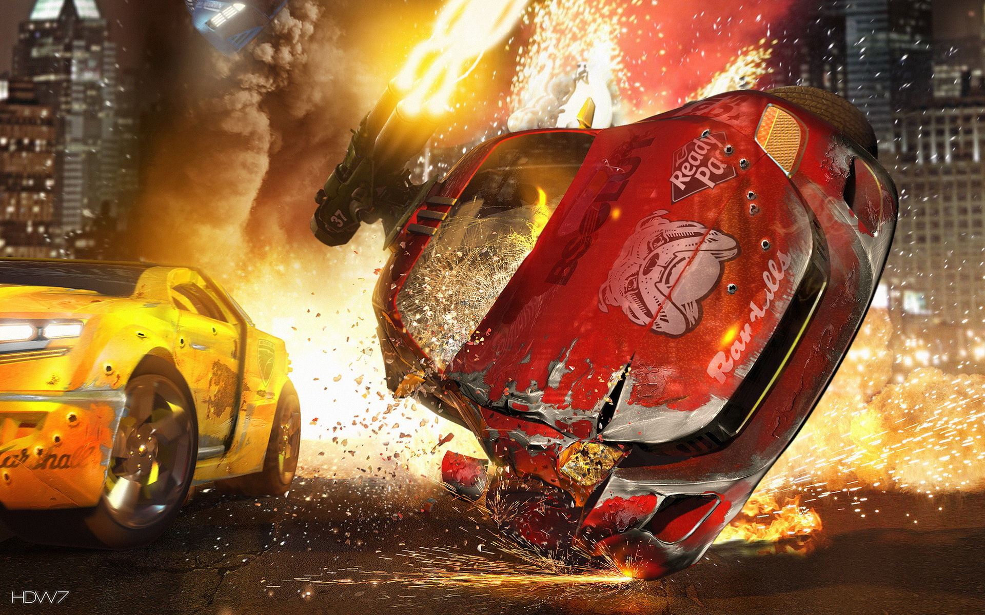 car crash wallpaper (62+ images)