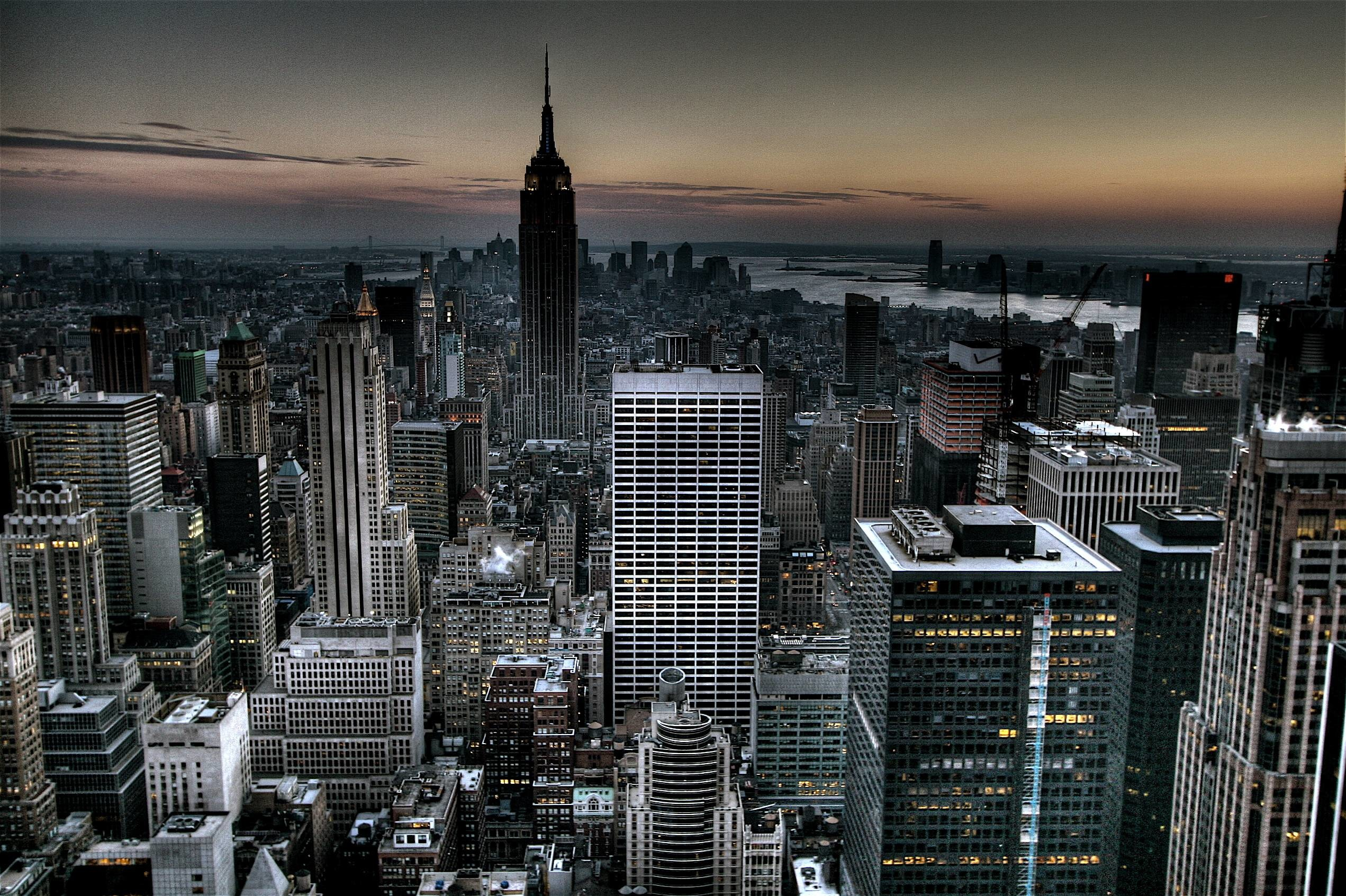 2543x1693 Hd New York City Wallpapers and Background