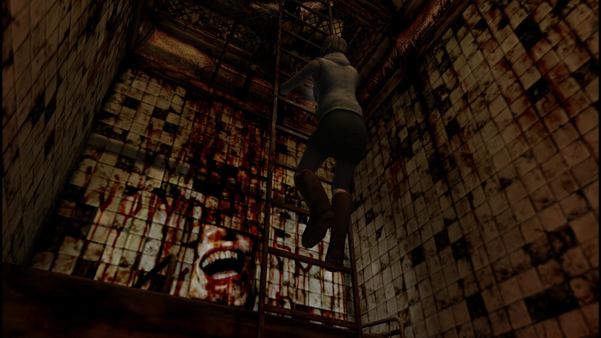 1920x1080 This is what the Silent Hill HD Collection may look like
