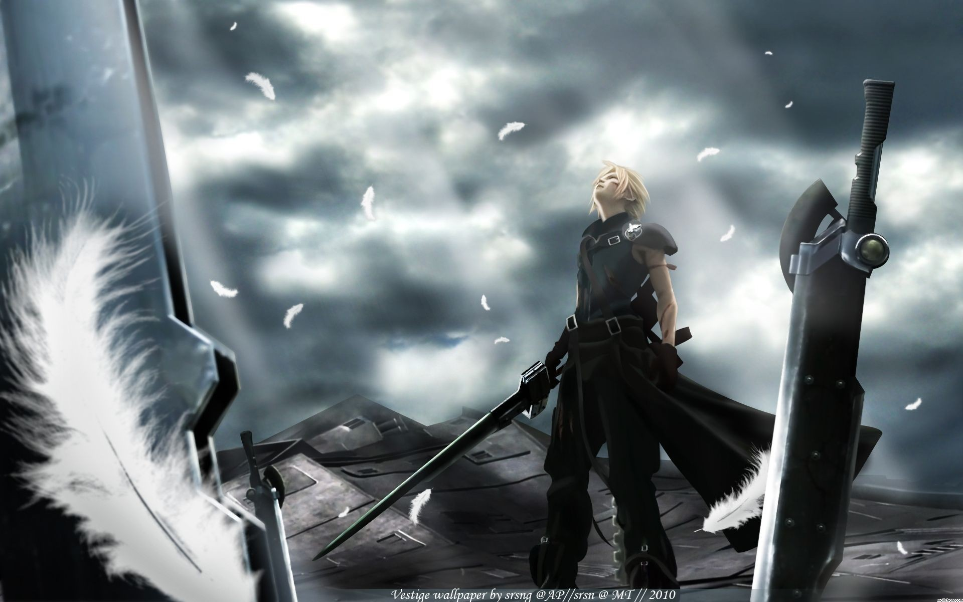 1920x1200  Cloud Strife Wallpapers - Full HD wallpaper search