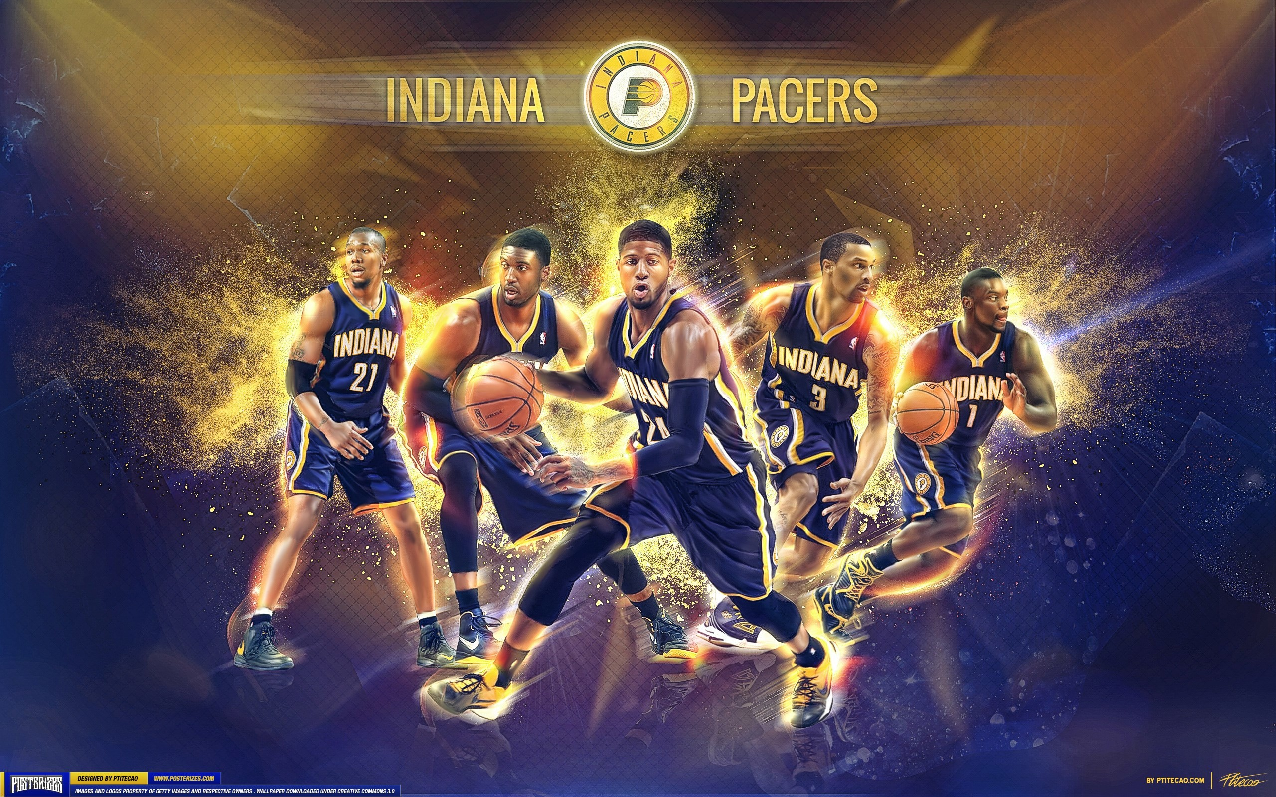 2560x1600 Indiana Pacers Wallpaper 5 - 2560 X 1600