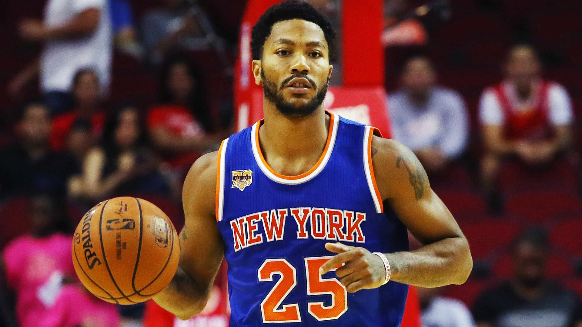 1920x1080 Knicks hit Derrick Rose with hefty fine for skipping game | NBA | Sporting  News