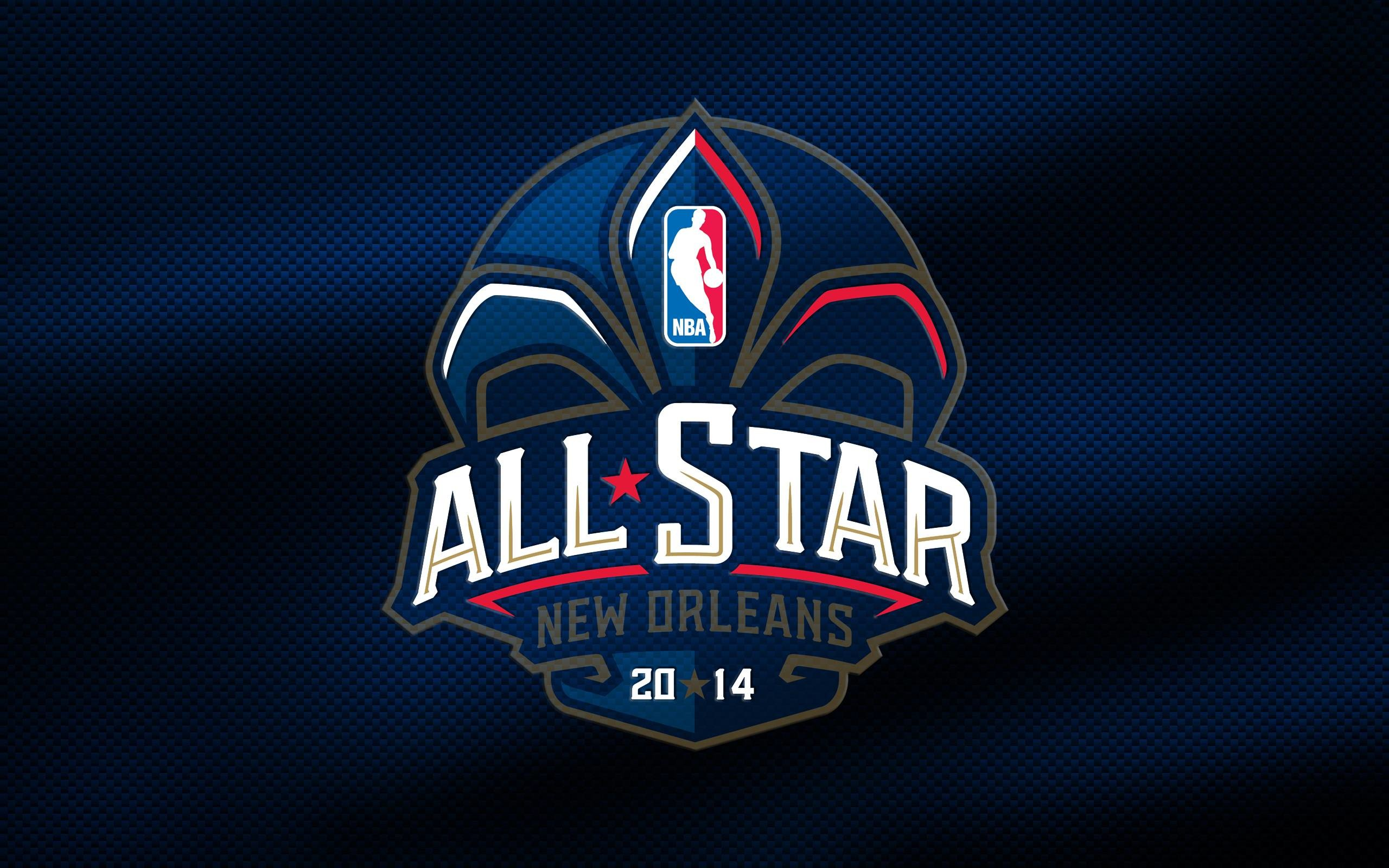 2560x1600 NBA All Star Game 2014 Logo Wallpaper Wide or HD | Sports Wallpapers