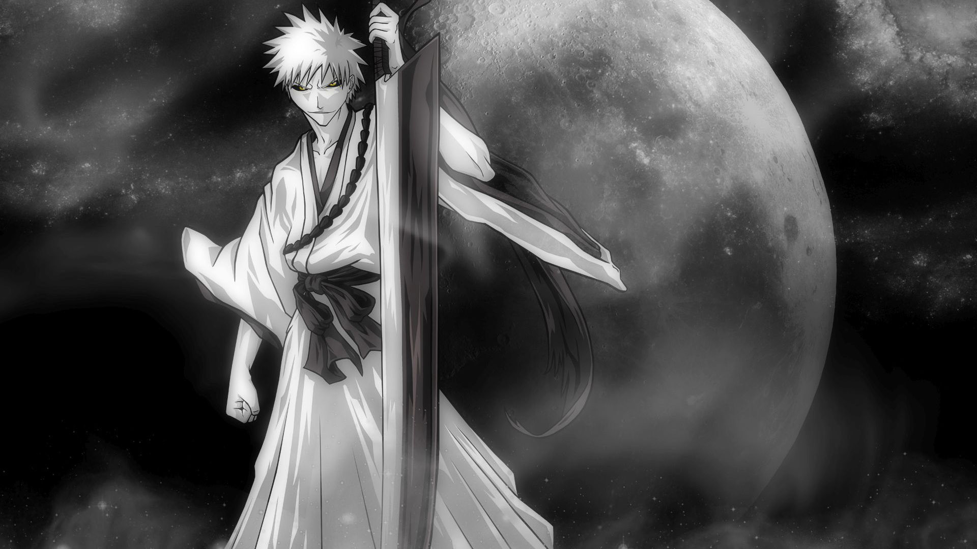 1920x1080 Hollow Ichigo - Bleach HD Wallpaper